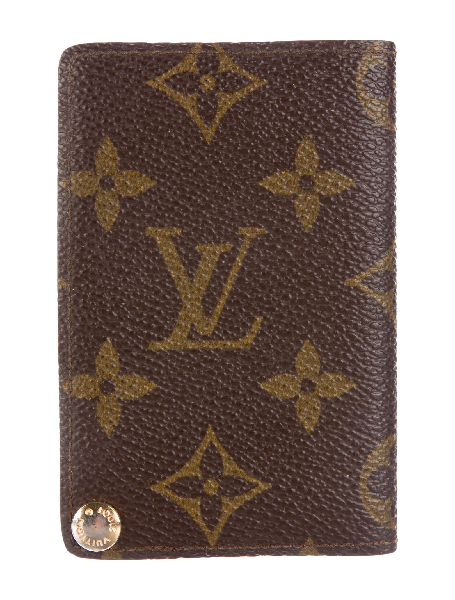 Louis Vuitton Monogram PorteCarte Credit Pression Accessories - Porte carte credit