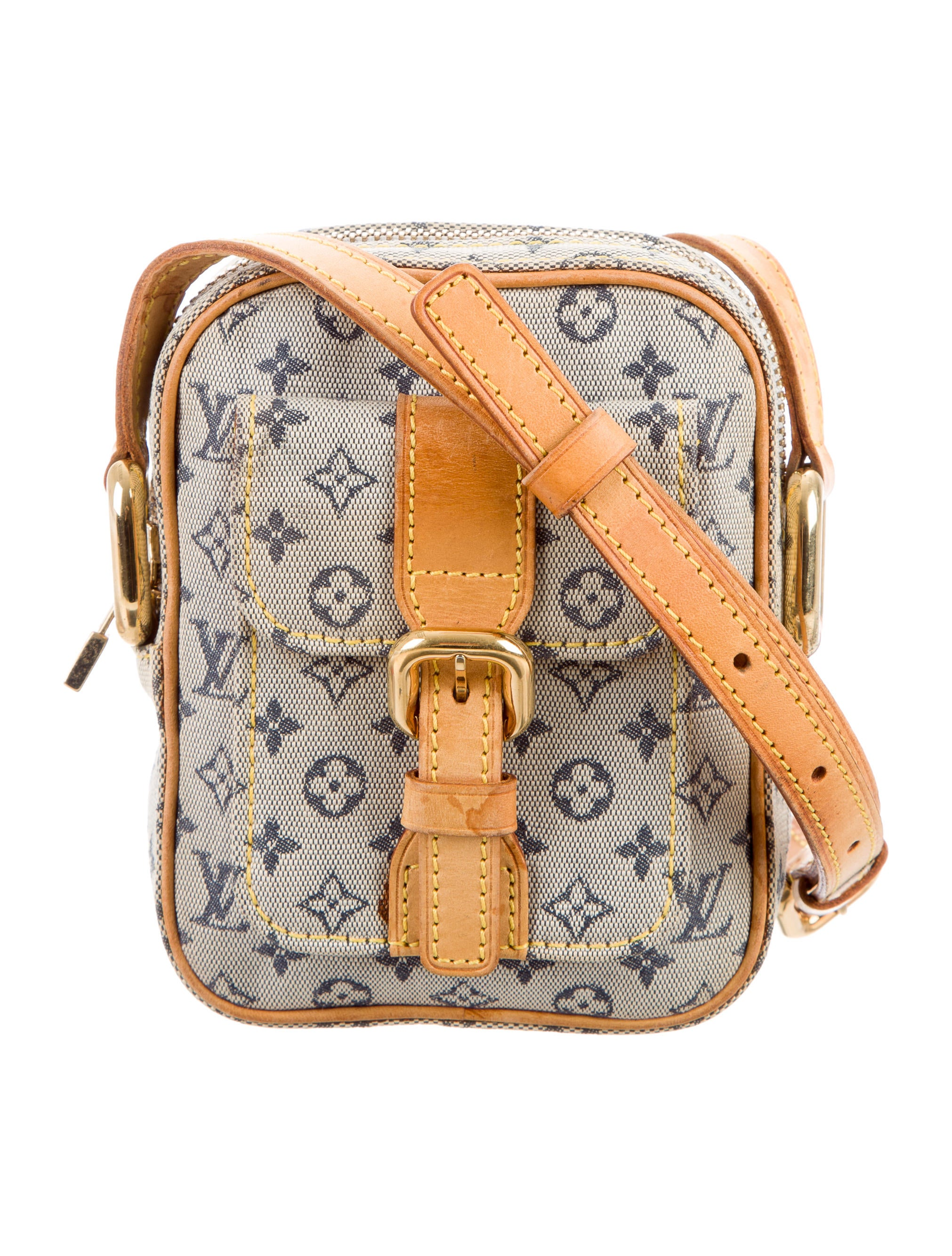 Louis Vuitton Mini Lin Juliette PM - Handbags - LOU105486  1ba14360555c3