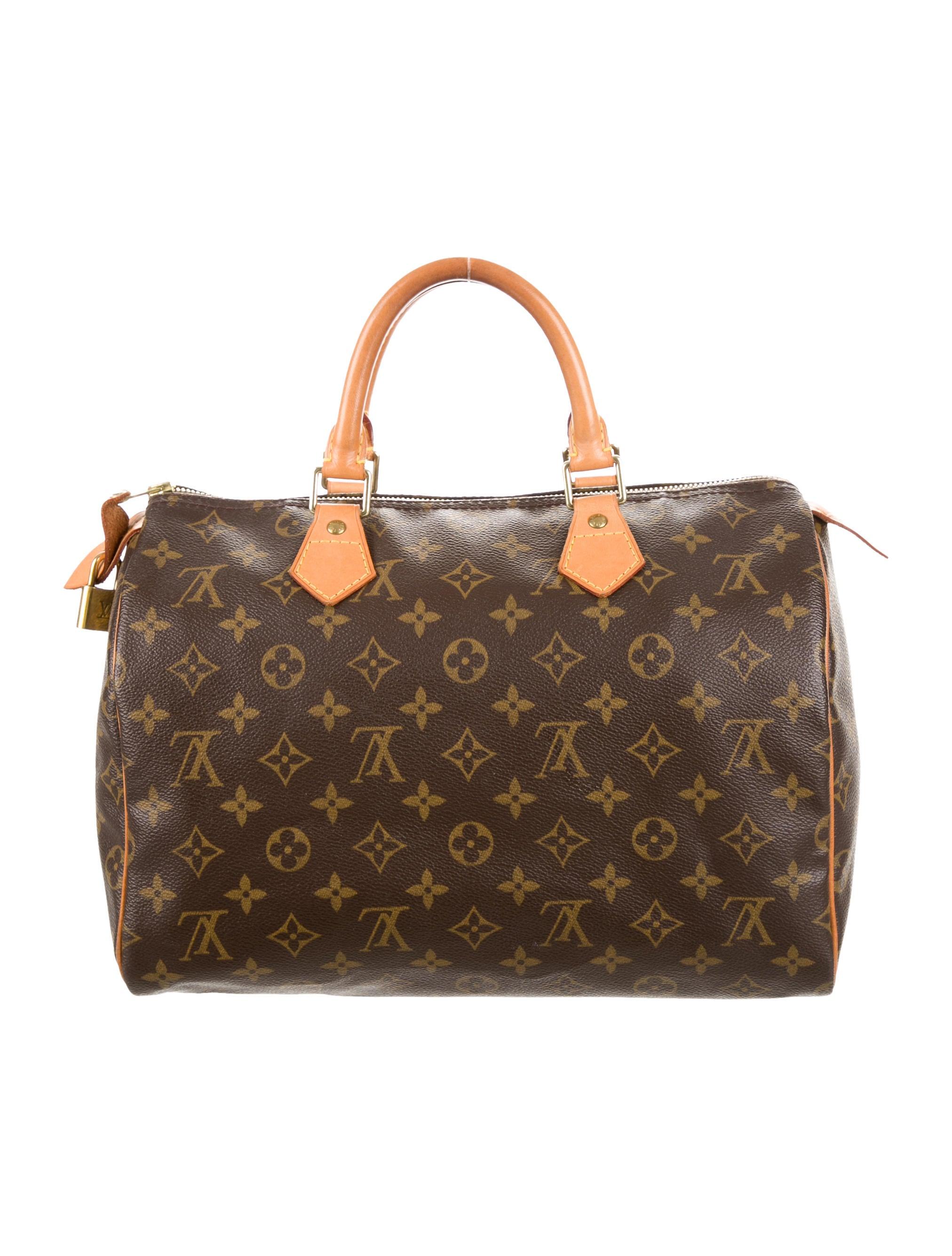 louis vuitton monogram speedy 30 handbags lou105992. Black Bedroom Furniture Sets. Home Design Ideas
