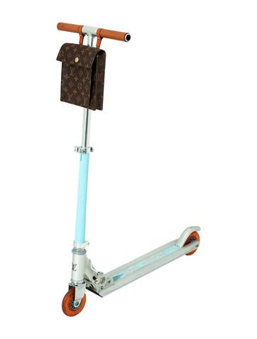 Louis Vuitton Limited Edition Micro Scooter