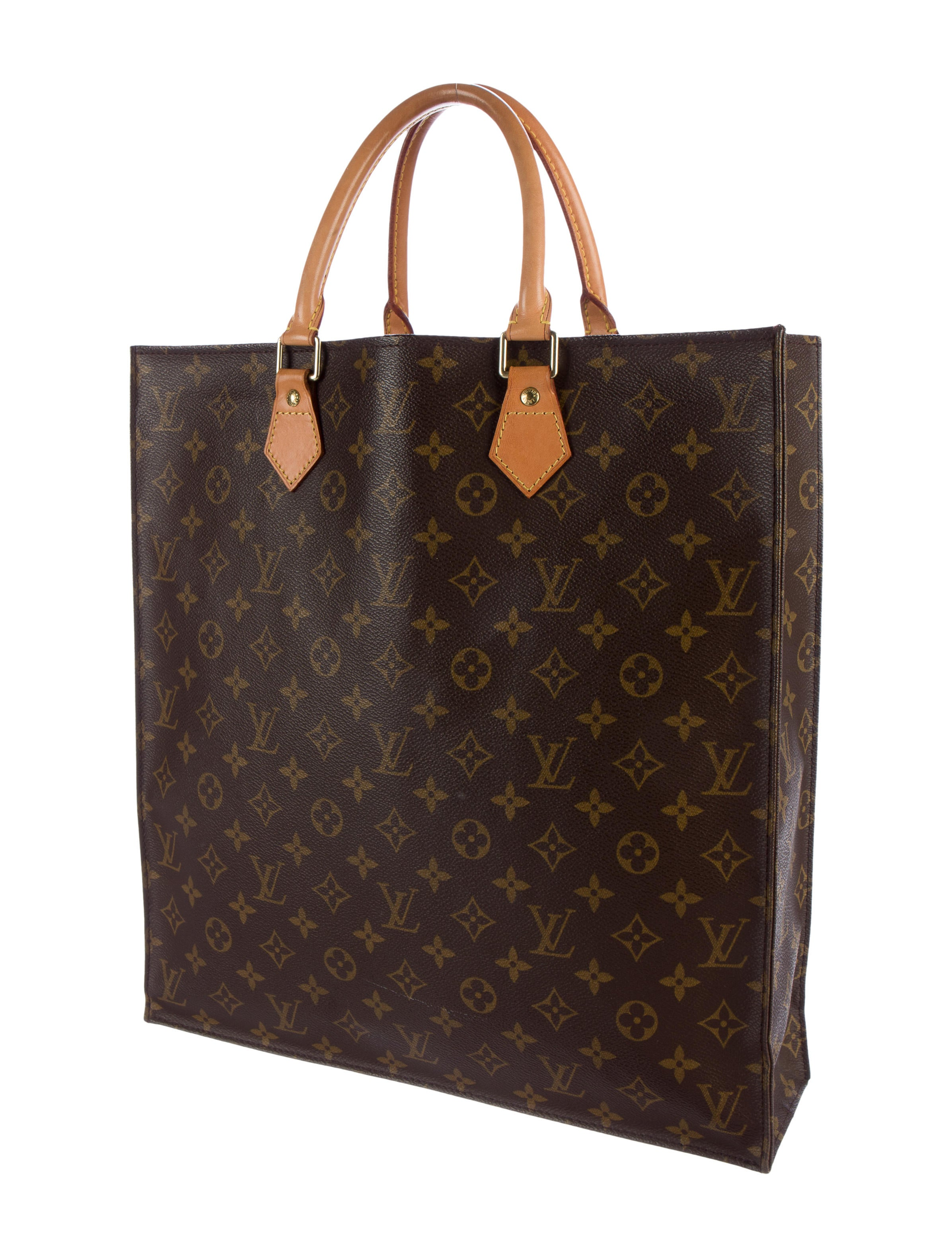 Sac Louis Vuitton Matelassé : Louis vuitton monogram sac plat handbags lou