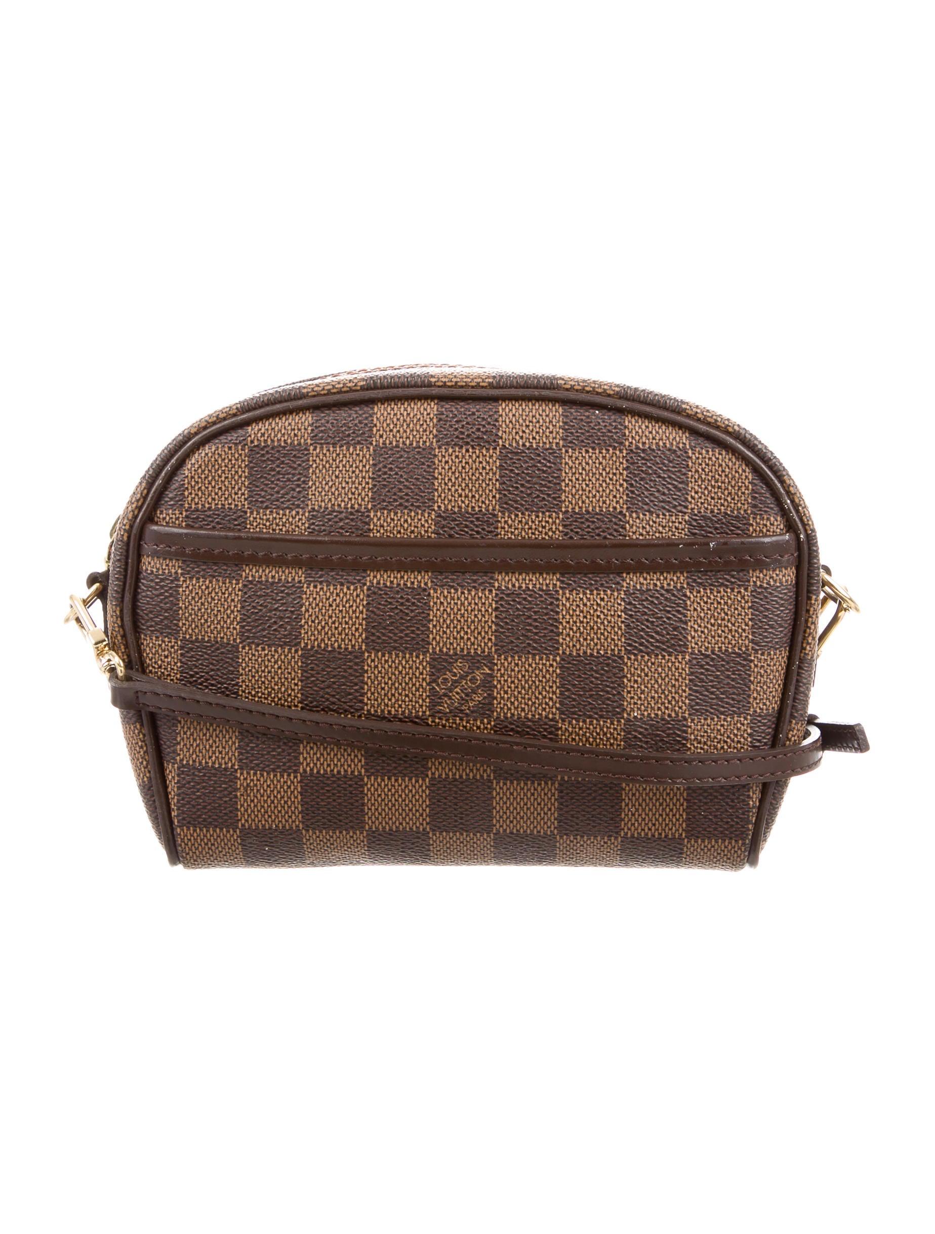 30804649f690 Louis Vuitton Damier Ebene Ipanema Pochette - Handbags - LOU106662 ...