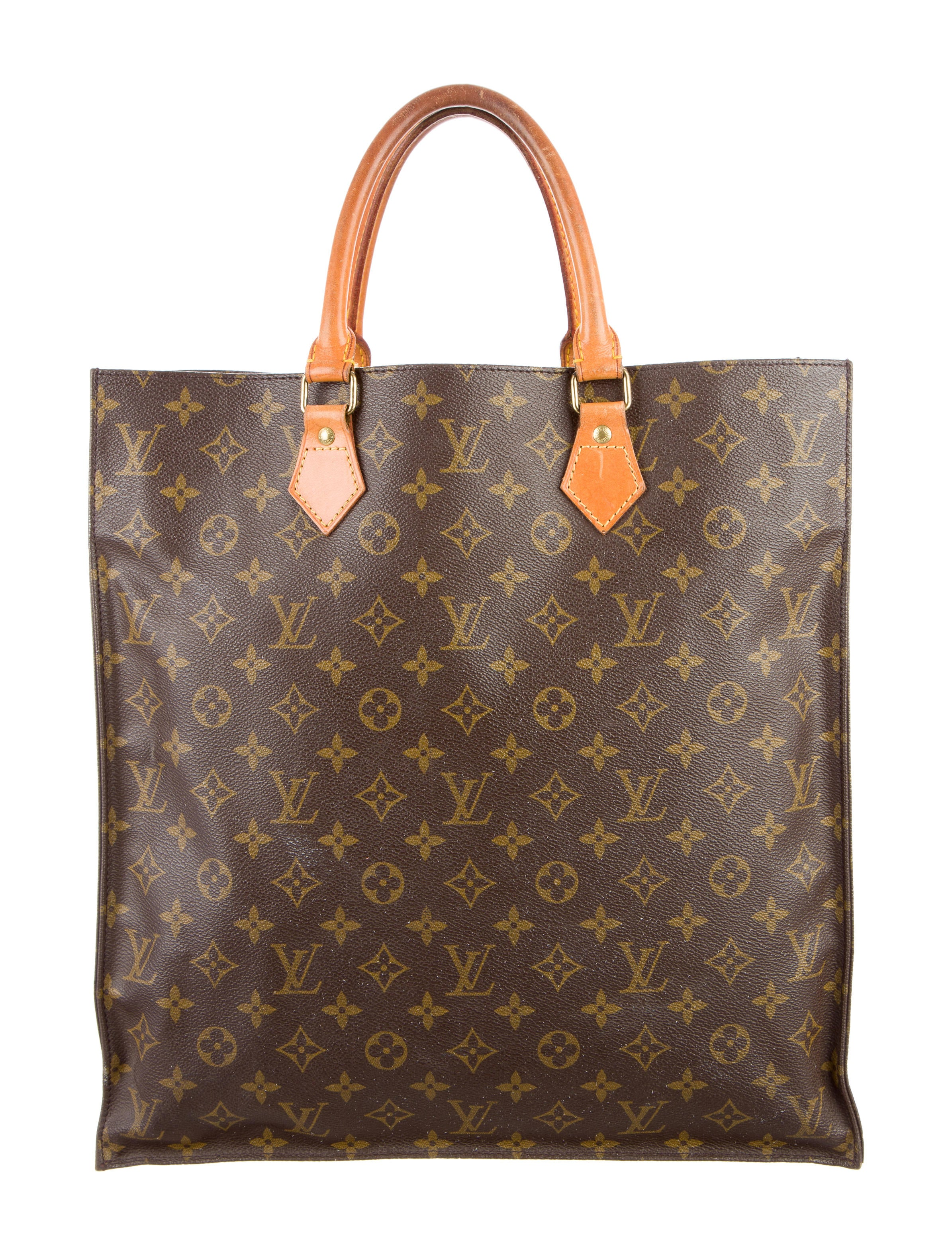 Louis vuitton monogram sac plat handbags lou106724 for Louis vuitton monogram miroir sac plat
