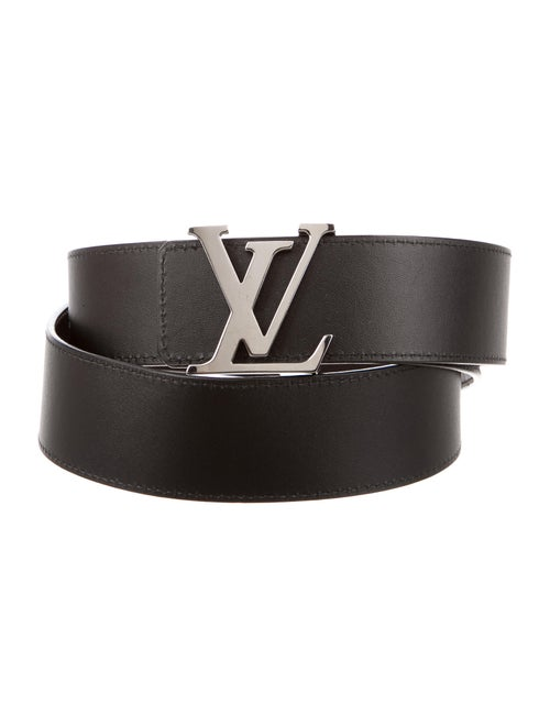 3c75903aa126 Louis Vuitton Initiales 40MM Reversible Belt - Accessories ...