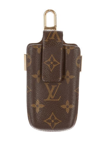 louis vuitton monogram etui telephone international. Black Bedroom Furniture Sets. Home Design Ideas
