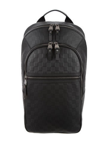 0357e371544fe Louis Vuitton Damier Infini Michael Backpack - Bags - LOU107024 ...