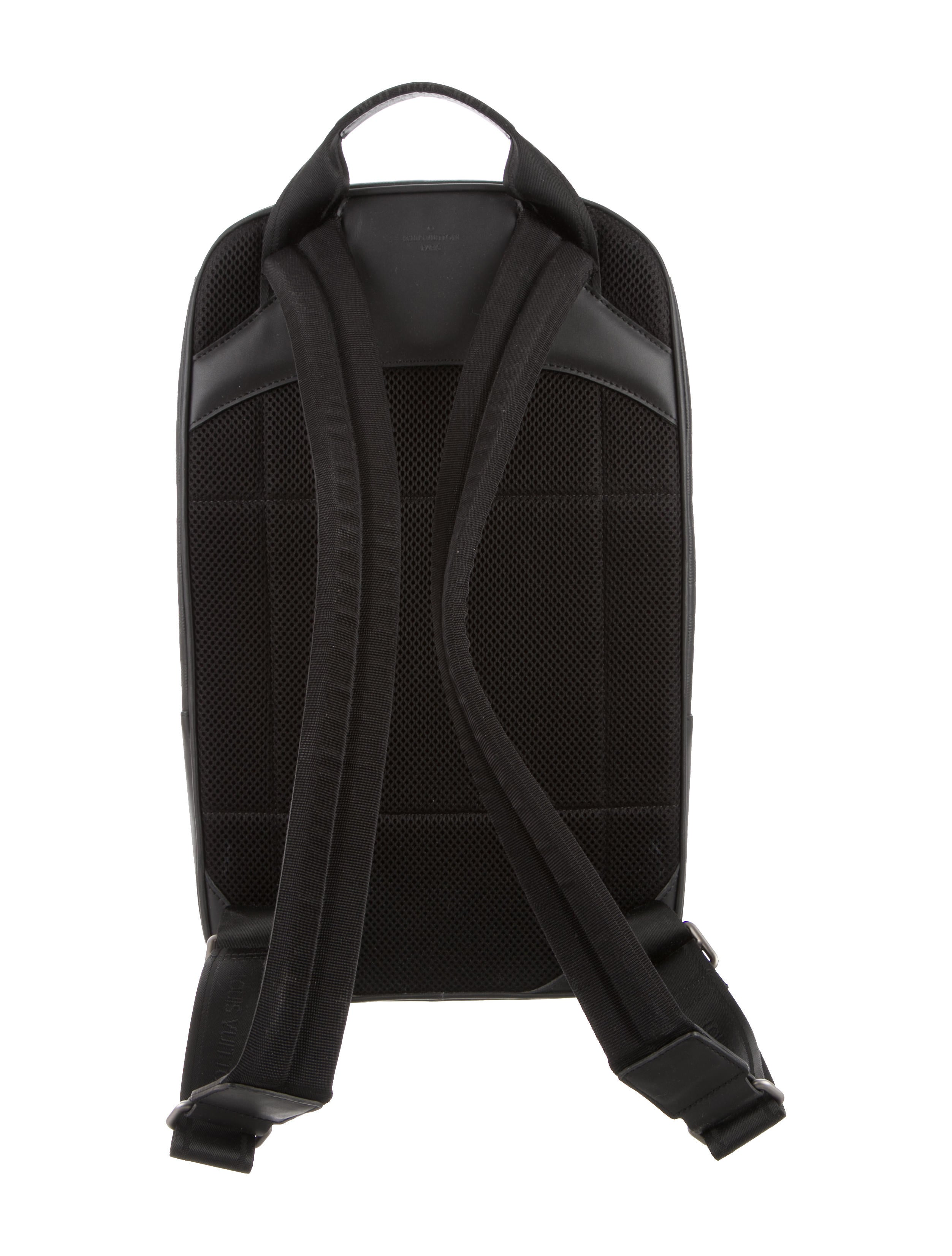 Louis Vuitton Damier Infini Michael Backpack Bags  : LOU1070244enlarged from www.therealreal.com size 2505 x 3305 jpeg 445kB