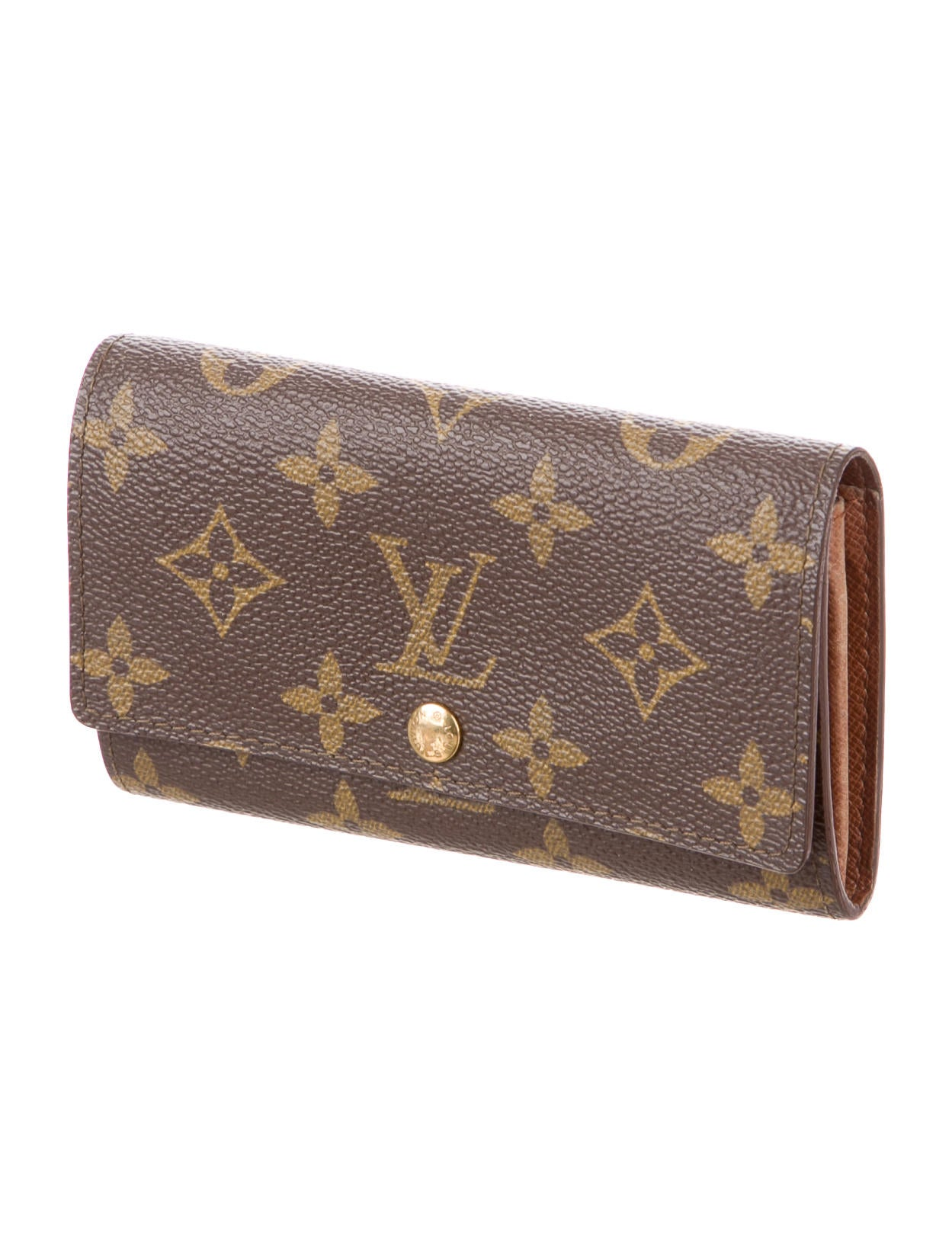 louis vuitton monogram porte monnaie billets accessories lou107077 the realreal
