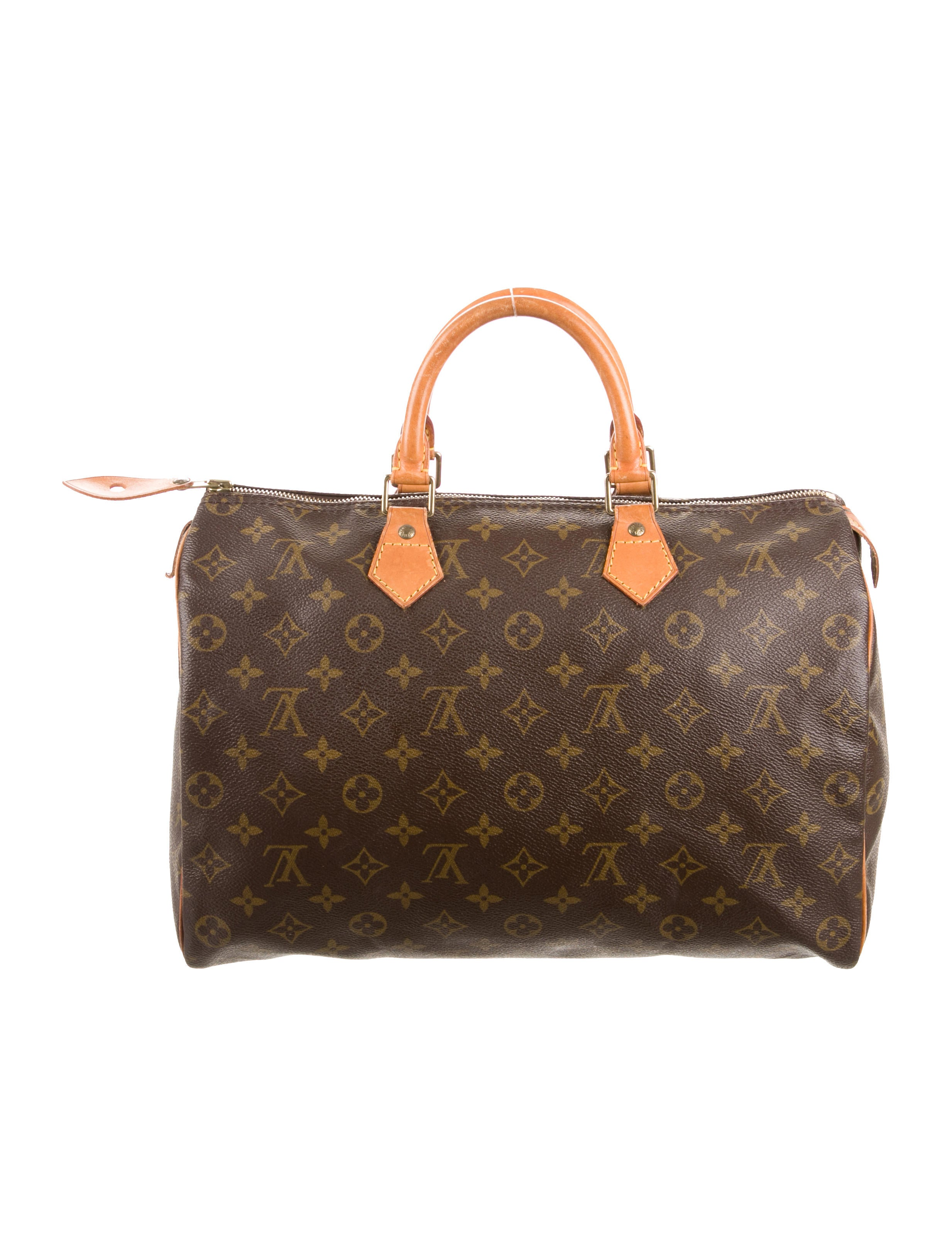 Louis vuitton monogram speedy 35 handbags lou107130 for Louis vuitton miroir speedy 35