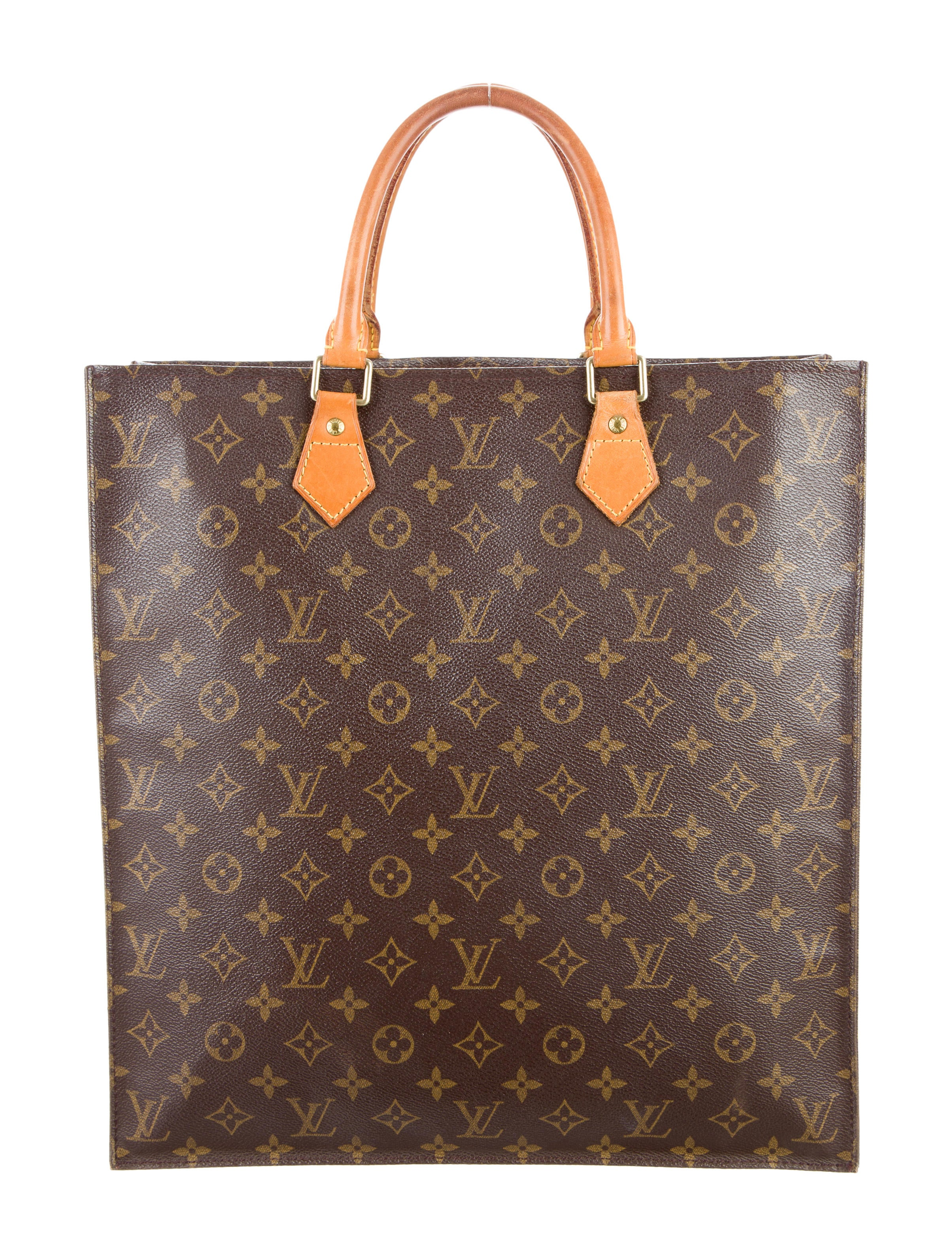 Louis vuitton monogram sac plat handbags lou107266 for Louis vuitton monogram miroir sac plat