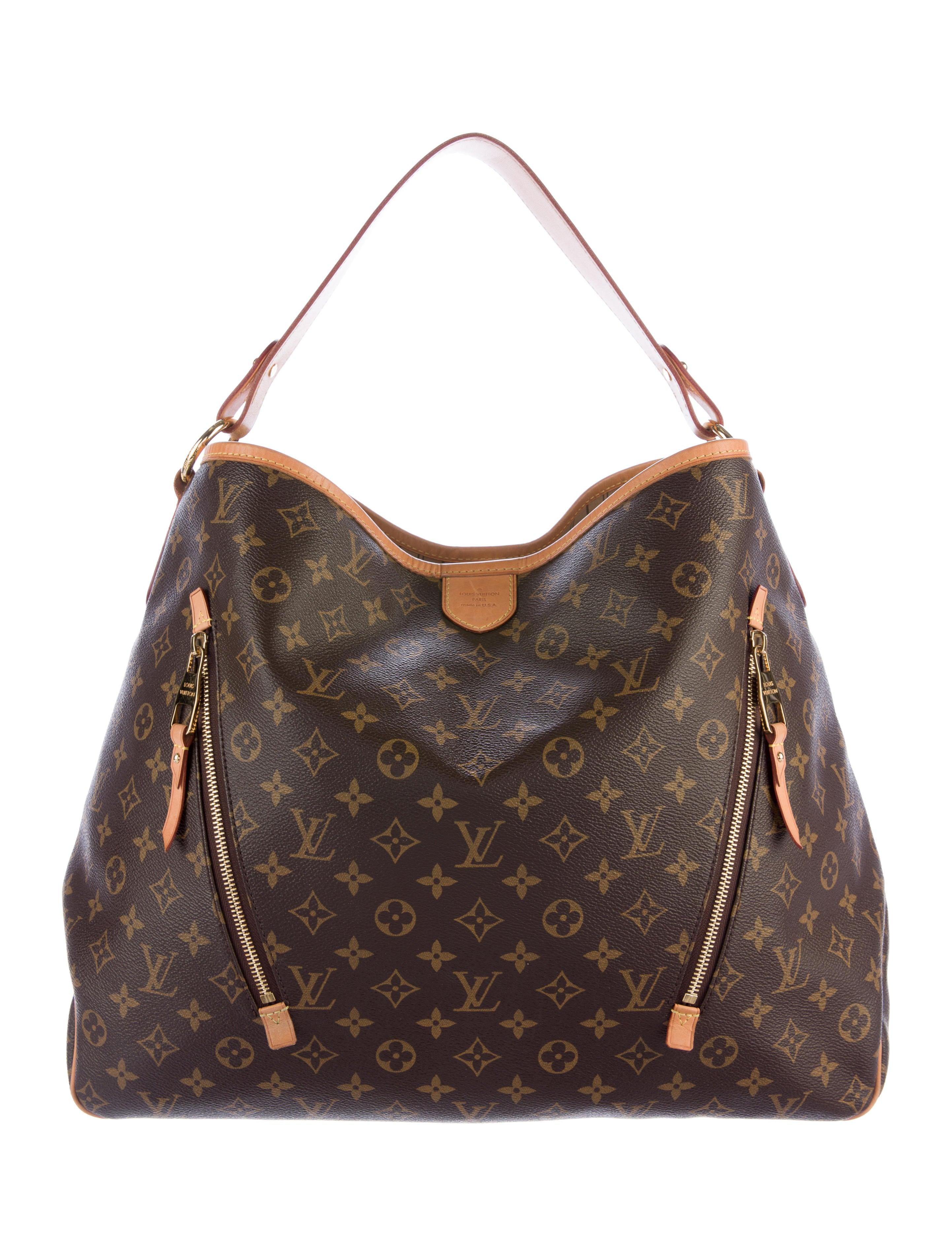 c7bf20c968a Louis Vuitton Monogram Delightful GM - Handbags - LOU107802