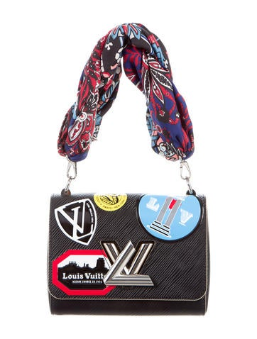 Louis Vuitton 2016 World Tour Epi Twist MM None