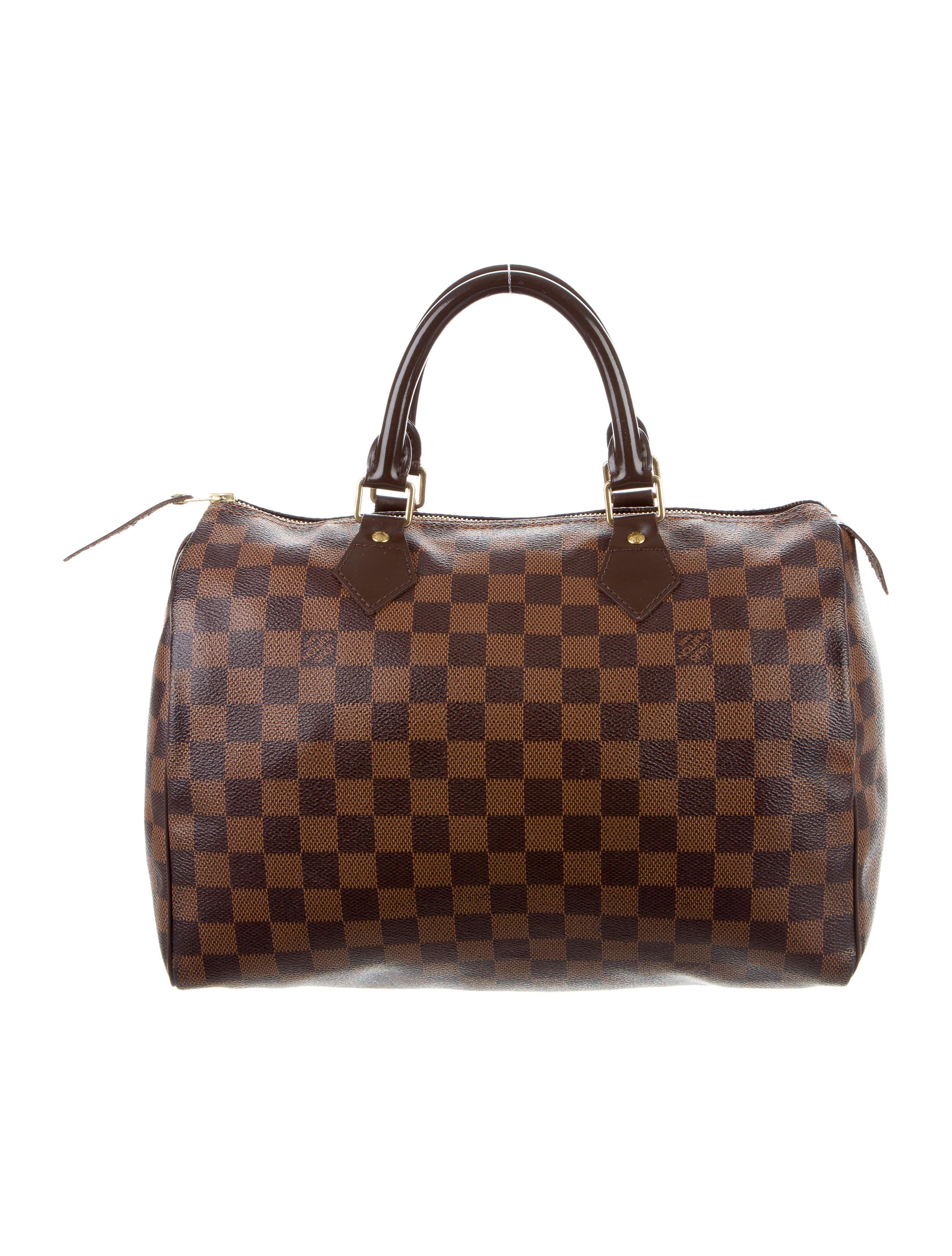 louis vuitton damier speedy 30 handbags lou108646. Black Bedroom Furniture Sets. Home Design Ideas