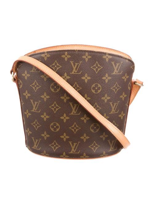0e2e9450ed79 Louis Vuitton Monogram Drouot Crossbody Bag - Handbags - LOU108854 ...