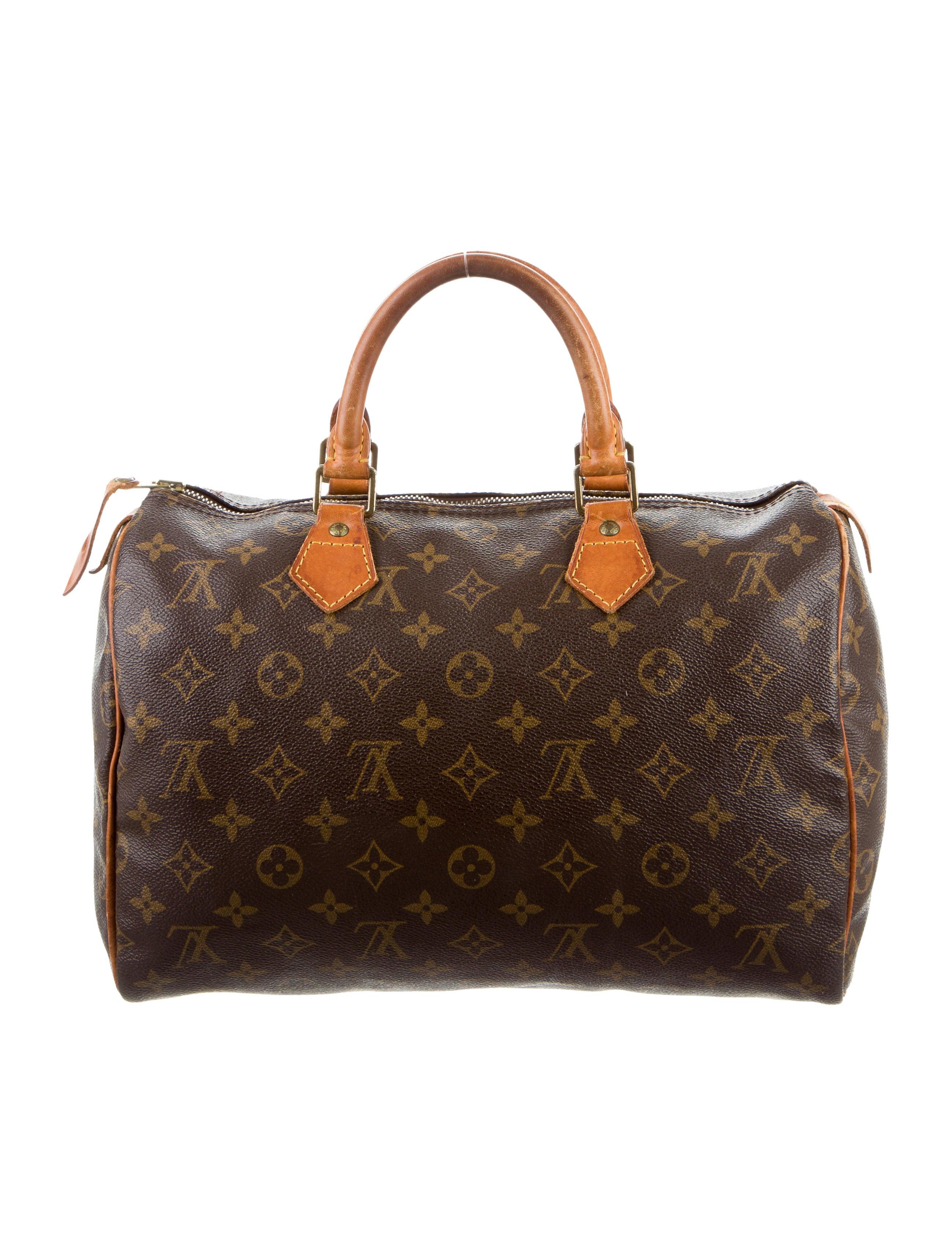 louis vuitton monogram speedy 30 handbags lou109163. Black Bedroom Furniture Sets. Home Design Ideas