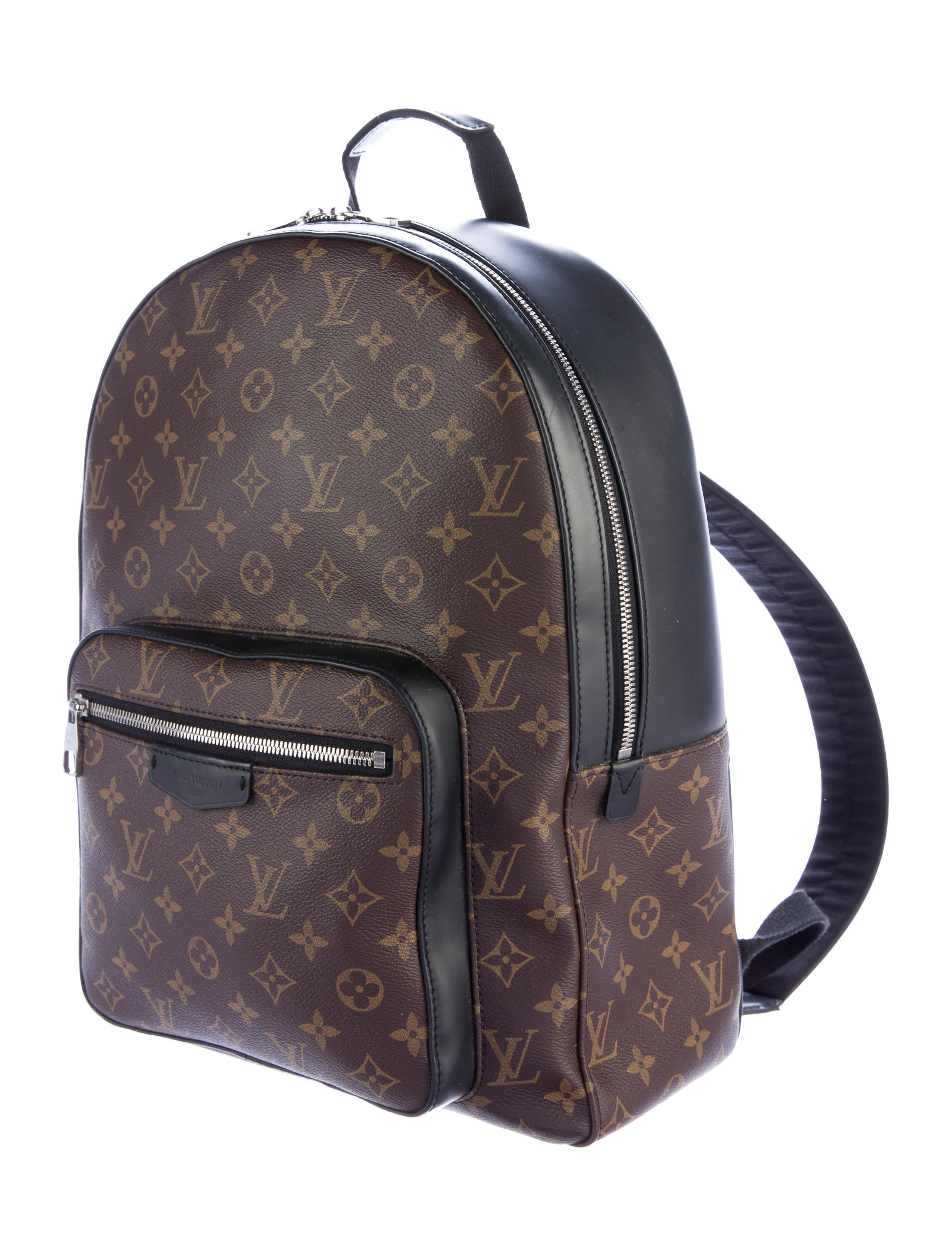 Louis Vuitton 2016 Josh Monogram Macassar Backpack