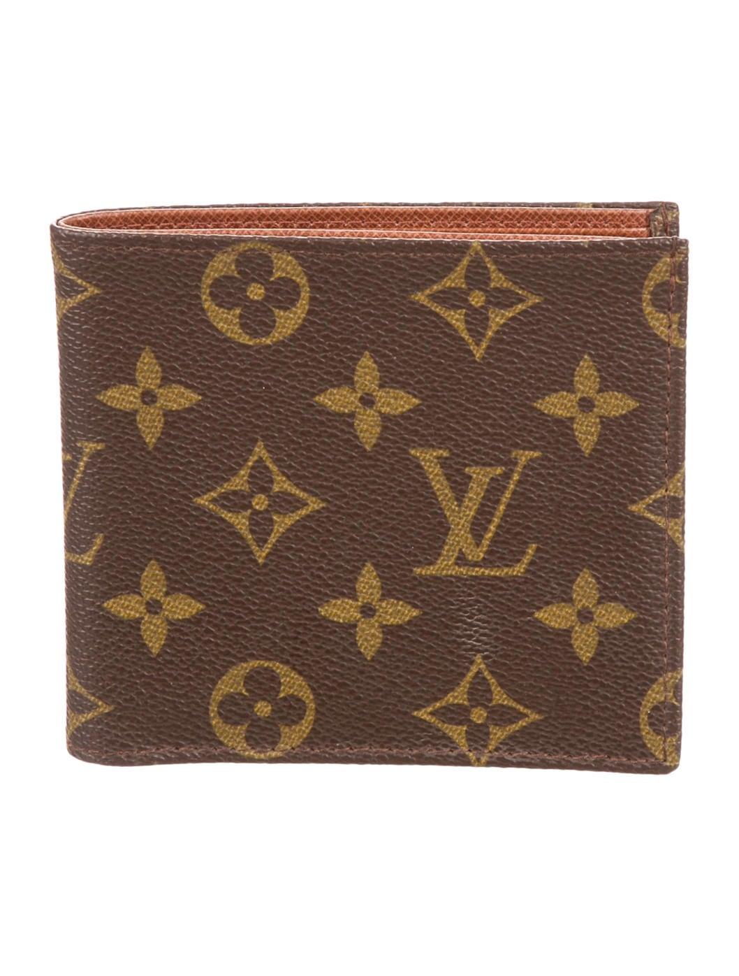 louis vuitton monogram multiple wallet accessories