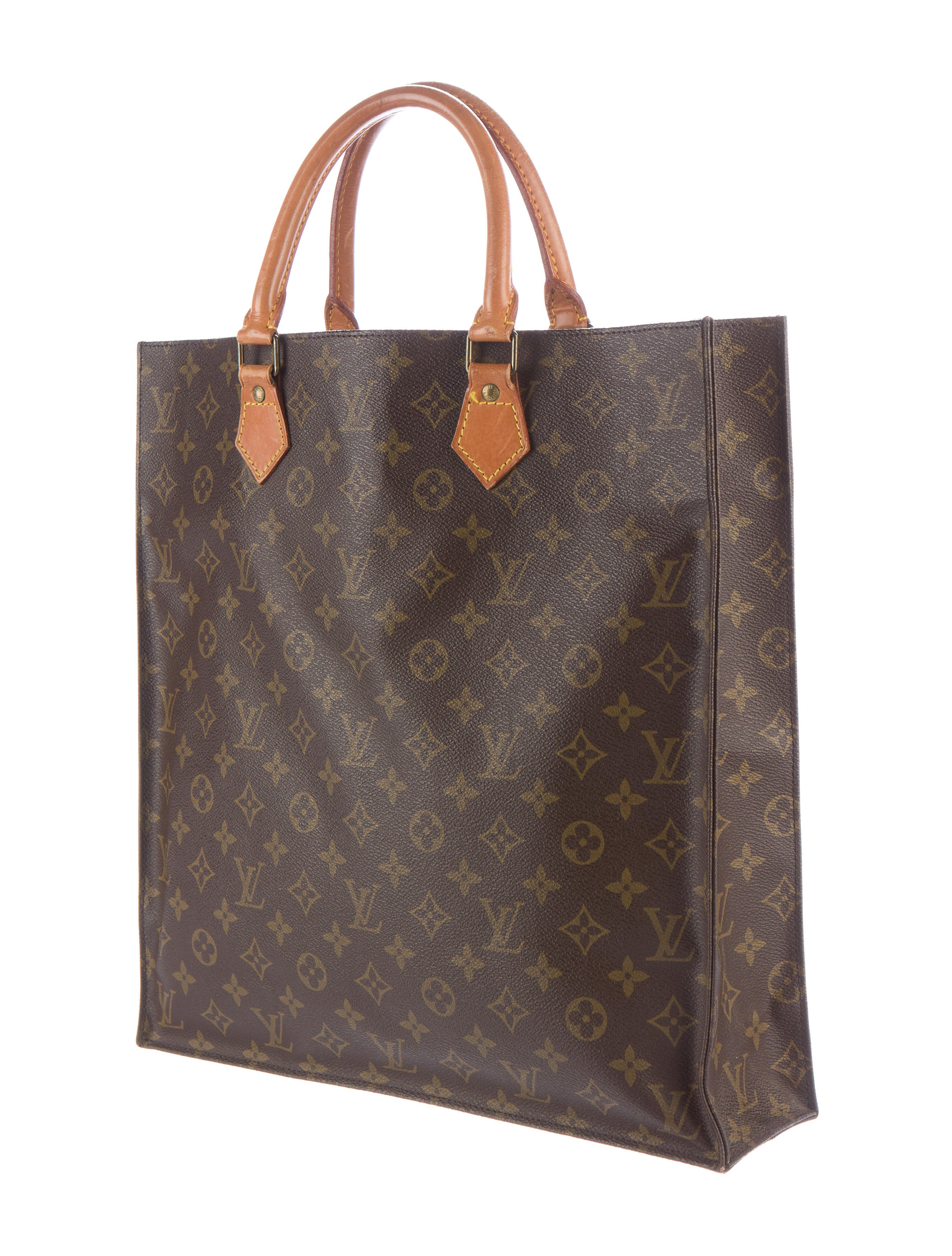 Louis vuitton monogram sac plat handbags lou109350 for Louis vuitton monogram miroir sac plat