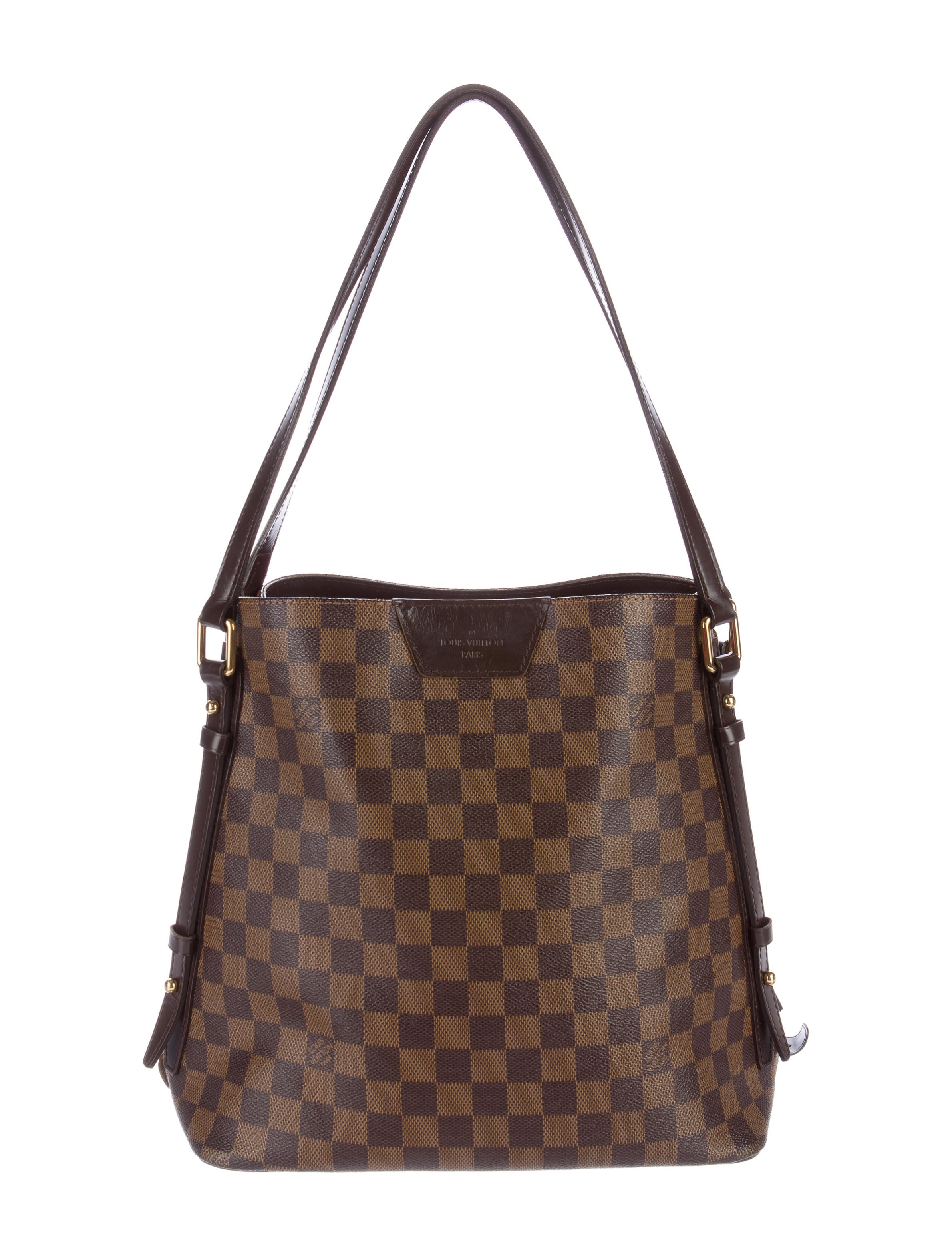 Sac Louis Vuitton Rivington Gm : Louis vuitton damier ebene cabas rivington gm handbags