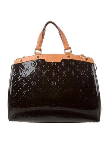 Louis Vuitton Vernis Brea GM None