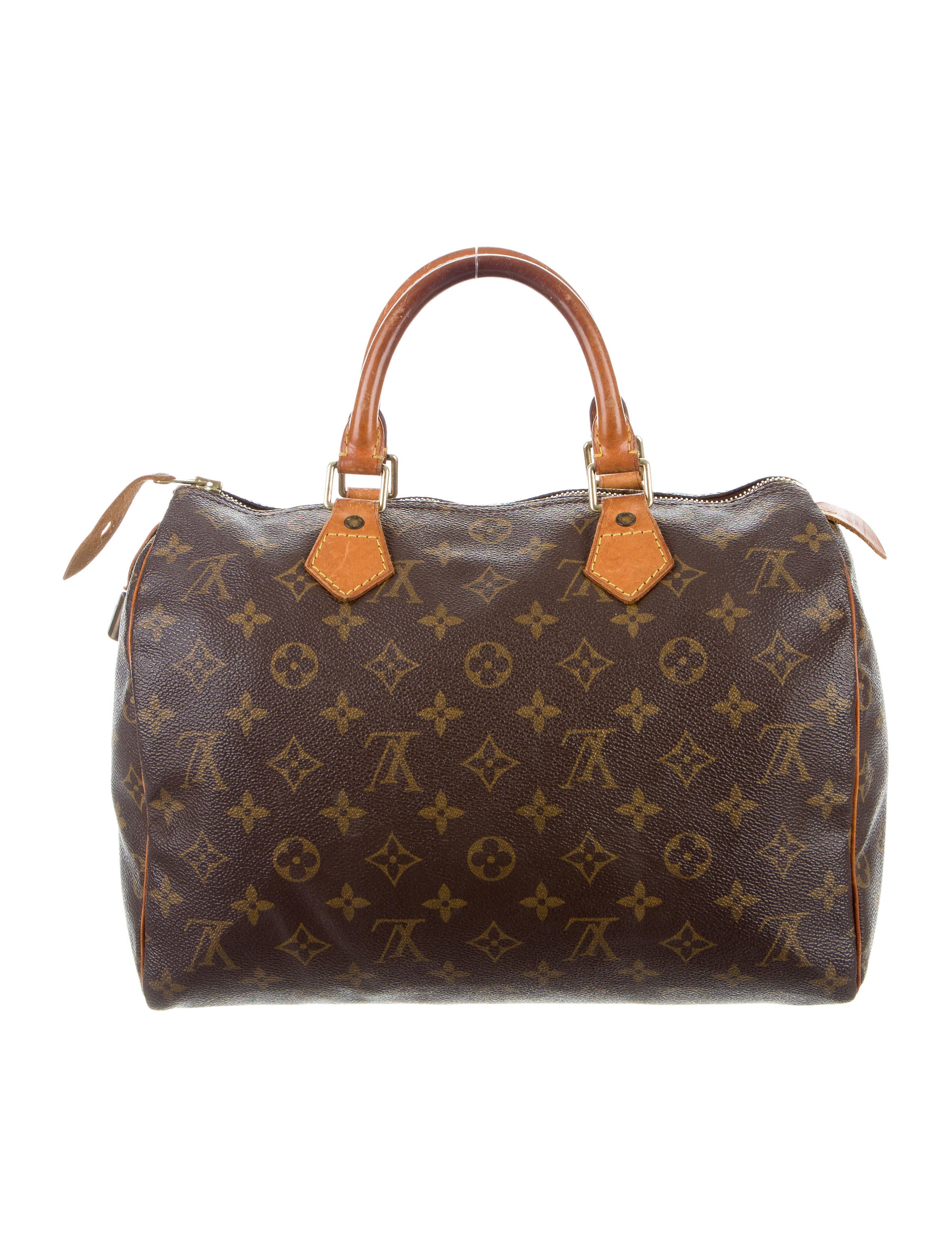 Louis vuitton monogram speedy 30 handbags lou110246 for Louis vuitton miroir speedy 30