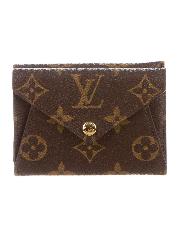 Monogram Compact Origami Wallet