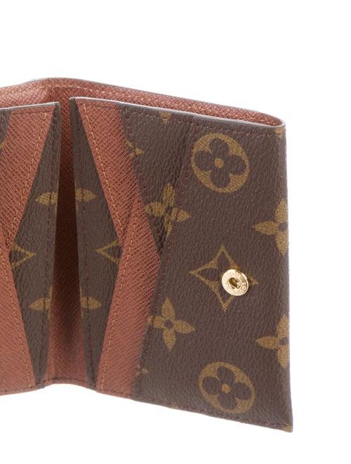 Louis Vuitton Monogram Compact Origami Wallet Accessories