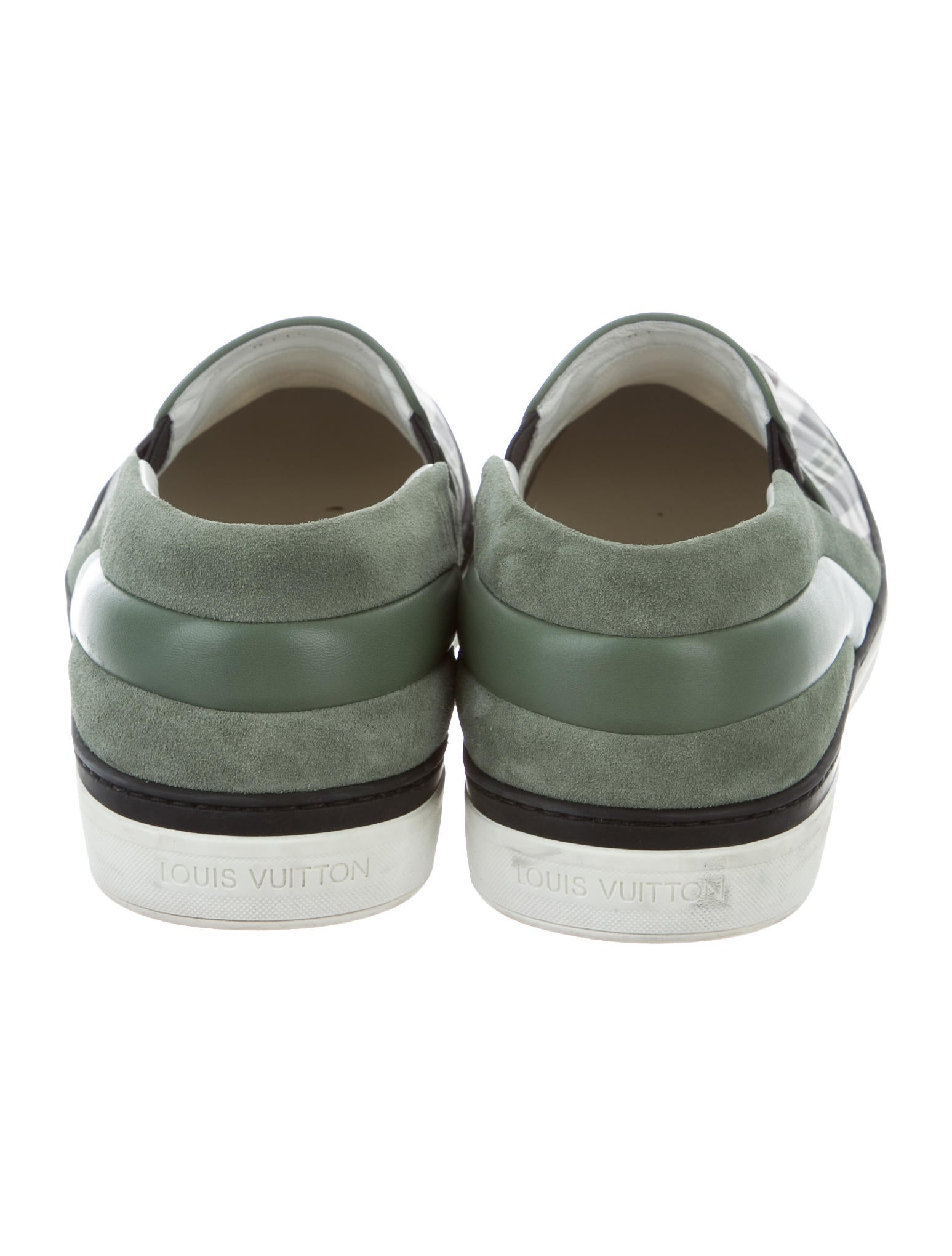 Louis Vuitton Monogram Twister Sneakers Shoes  : LOU1107554enlarged from www.therealreal.com size 1547 x 2040 jpeg 162kB