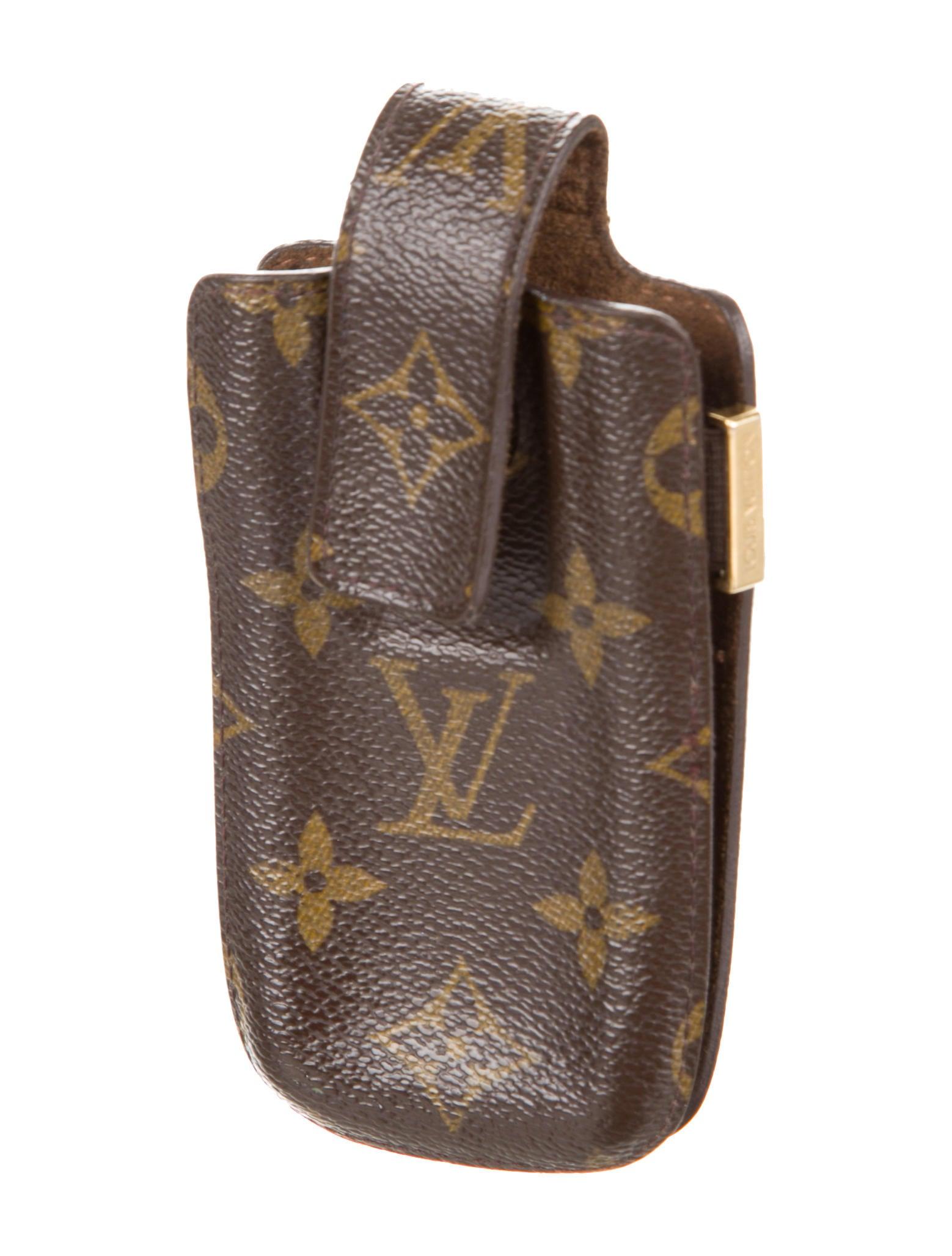 Louis Vuitton Monogram Phone Case - Accessories - LOU111205  The RealReal