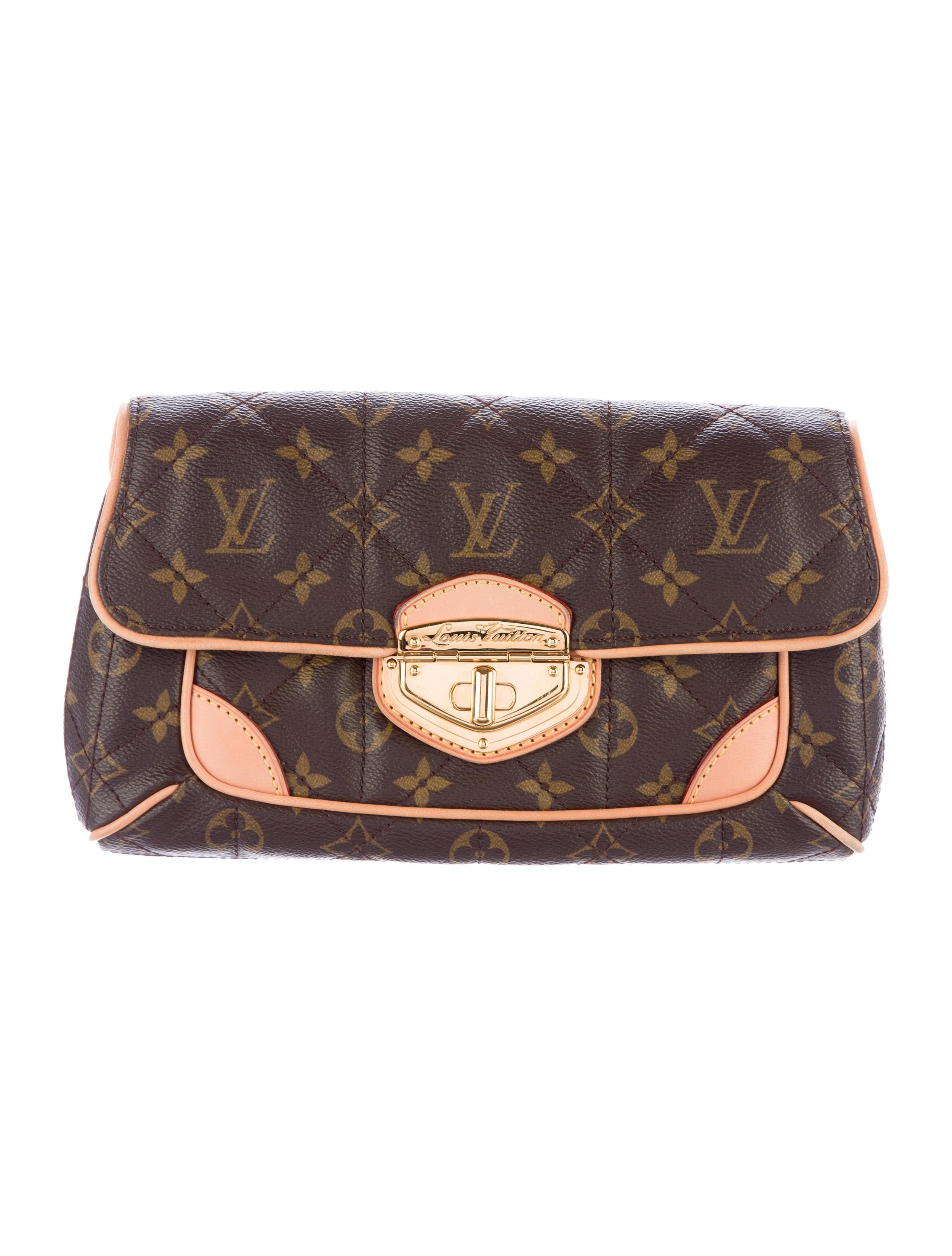 Louis vuitton handbags brown