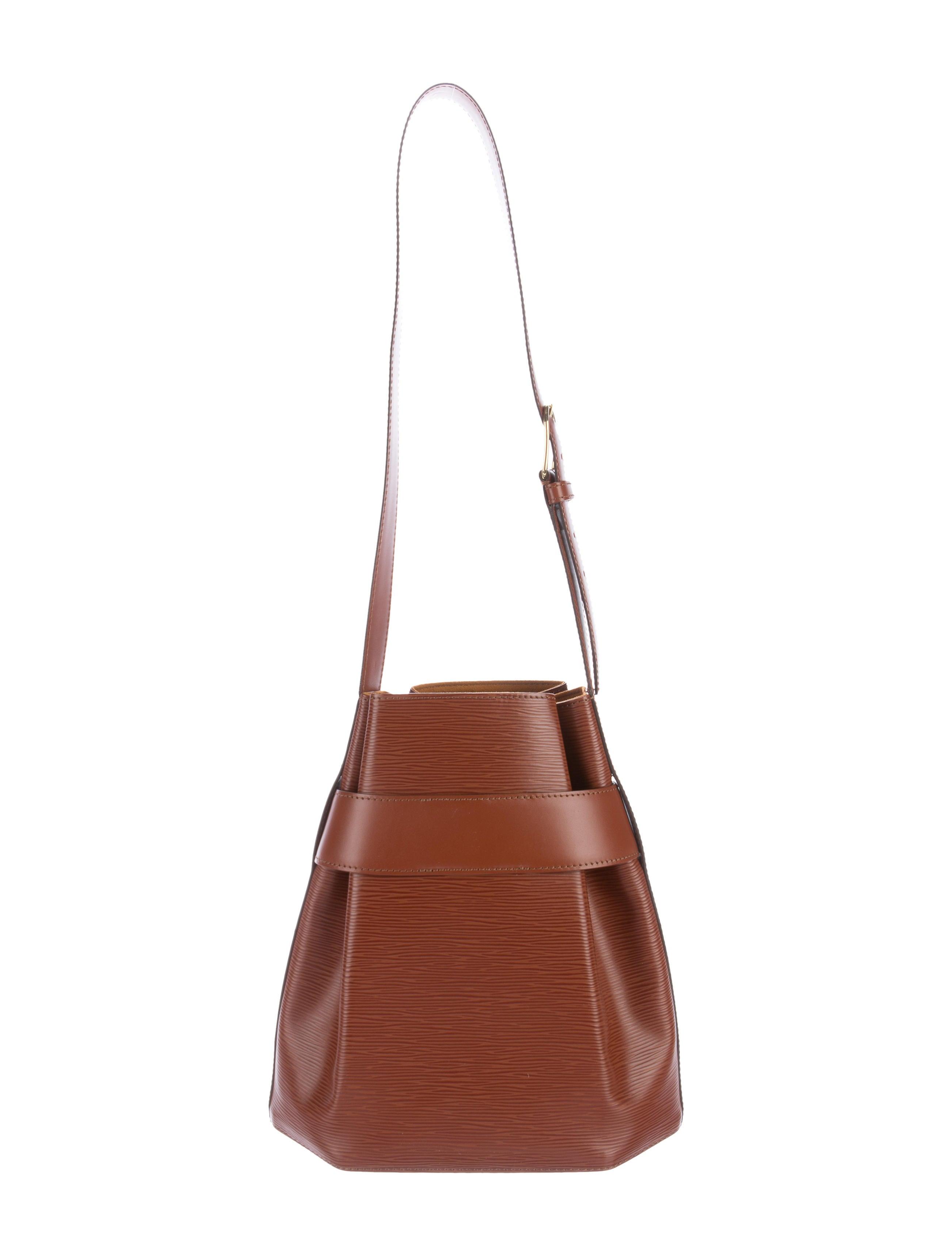Sac Louis Vuitton Vrai : Louis vuitton epi sac d epaule pm handbags lou