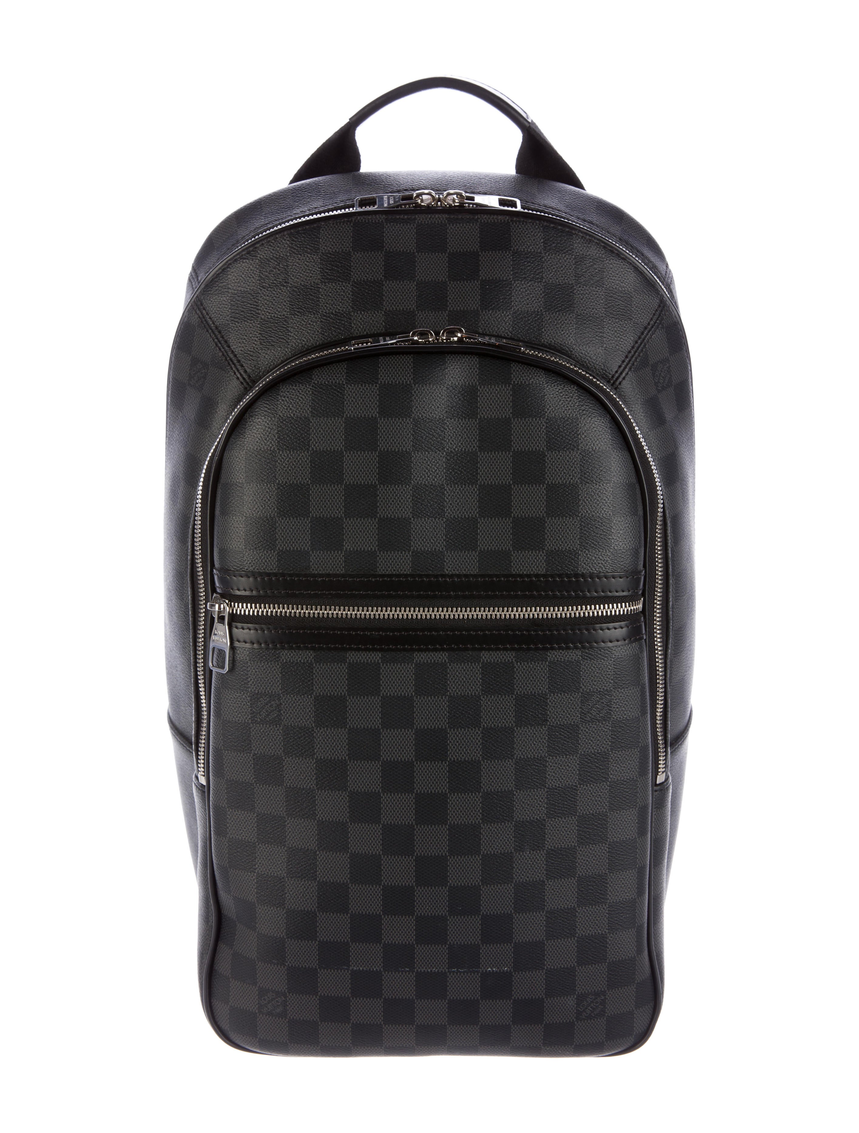 3d1ded021ac7 Louis Vuitton Damier Graphite Michael Backpack - Bags - LOU111879 ...