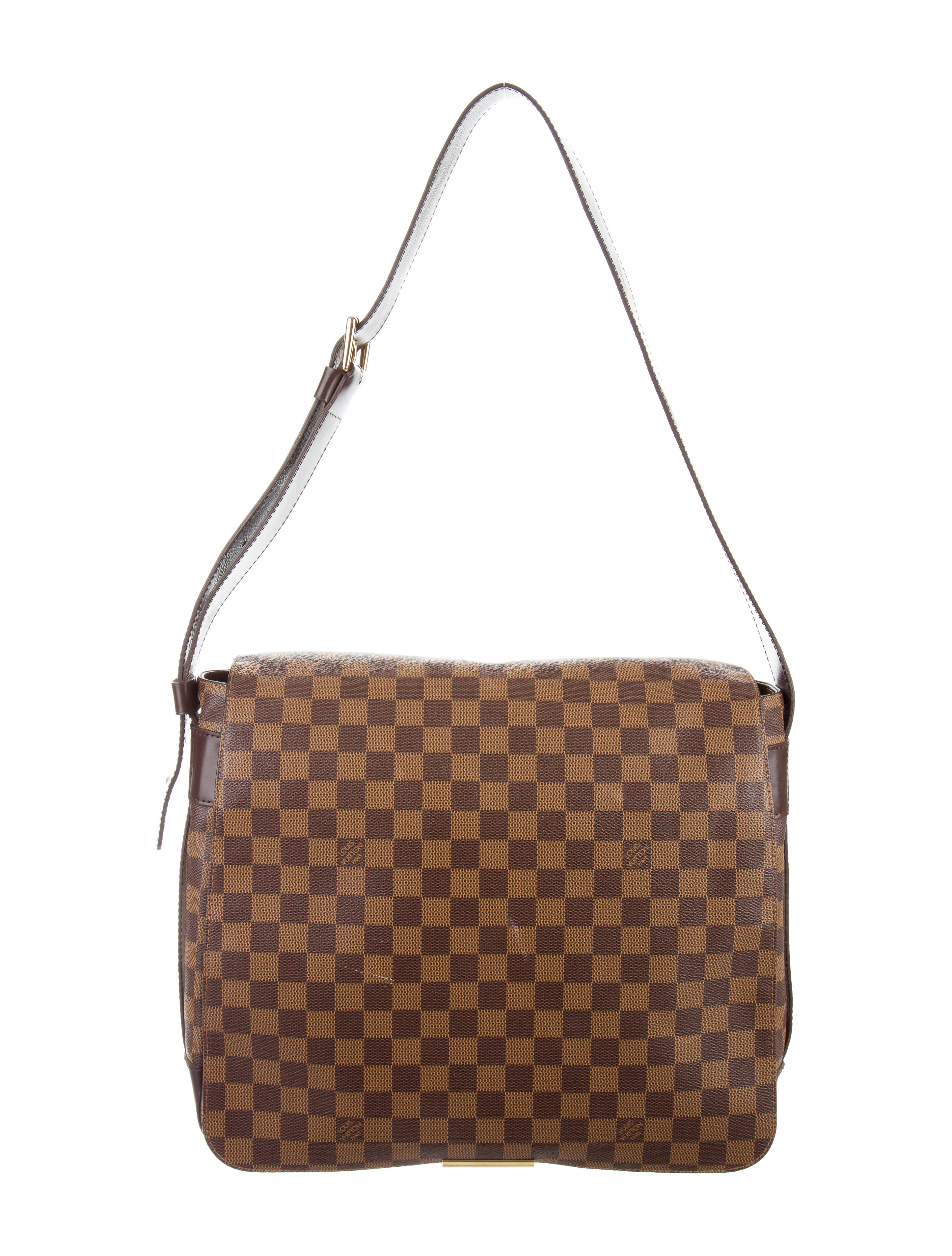 Original Louis Vuitton Messenger Bag LOUIS VUITTON Other In Leather - 1845433