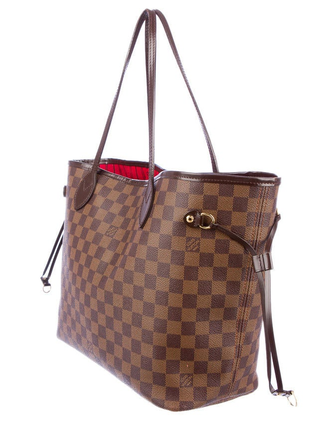 Louis Vuitton Neverfull Mm Consignment