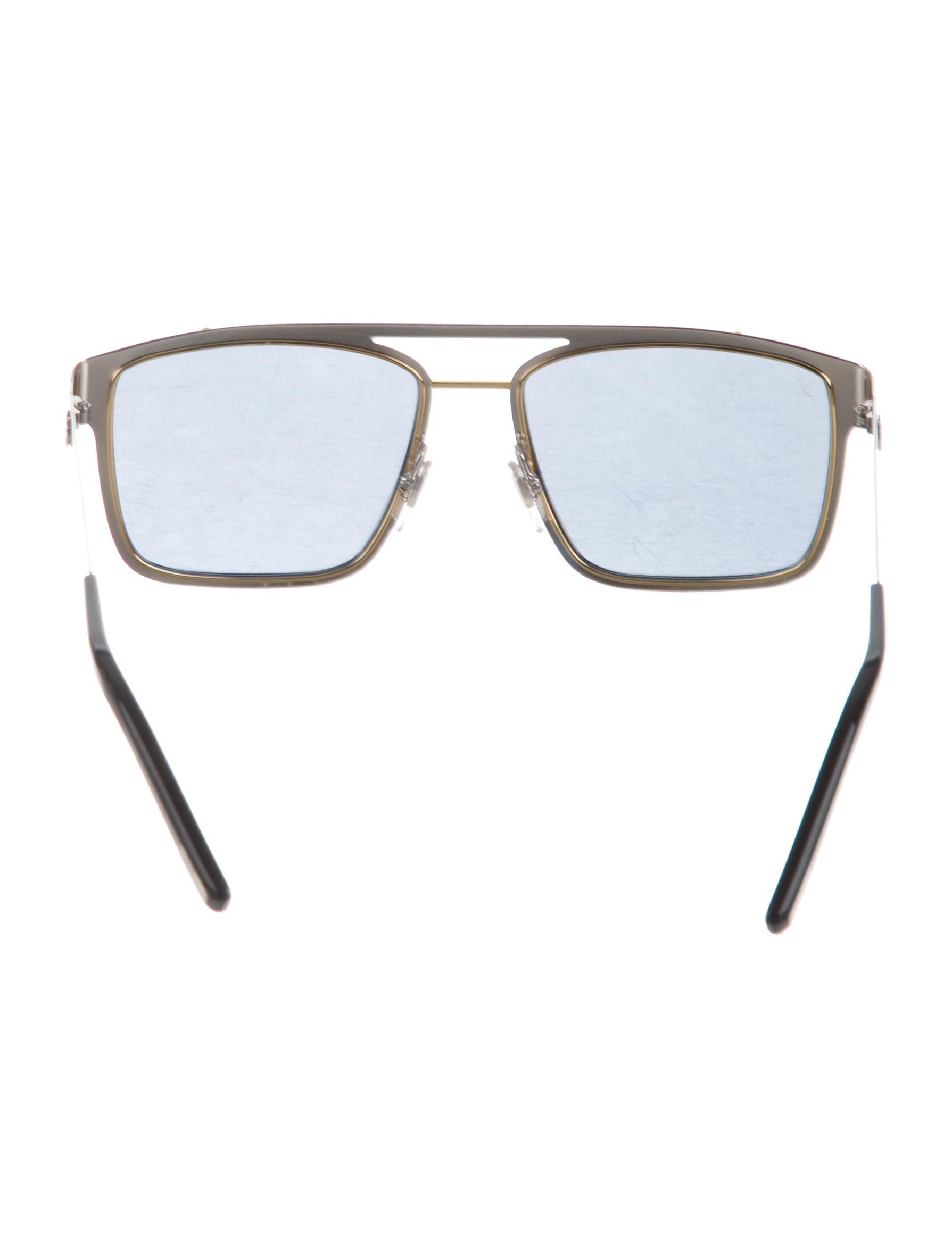 fc41d0e581 Louis Vuitton Sunglasses Frame Mens