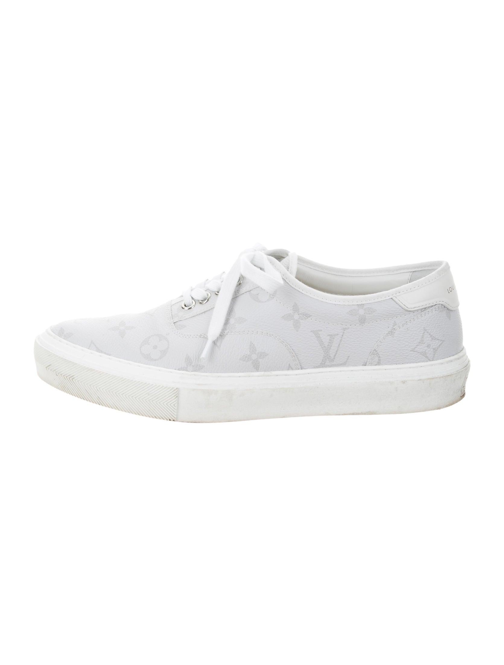 Louis Vuitton 2016 Trocadero Monogram Sneakers - Shoes - LOU112798 ... b4e57ab0666
