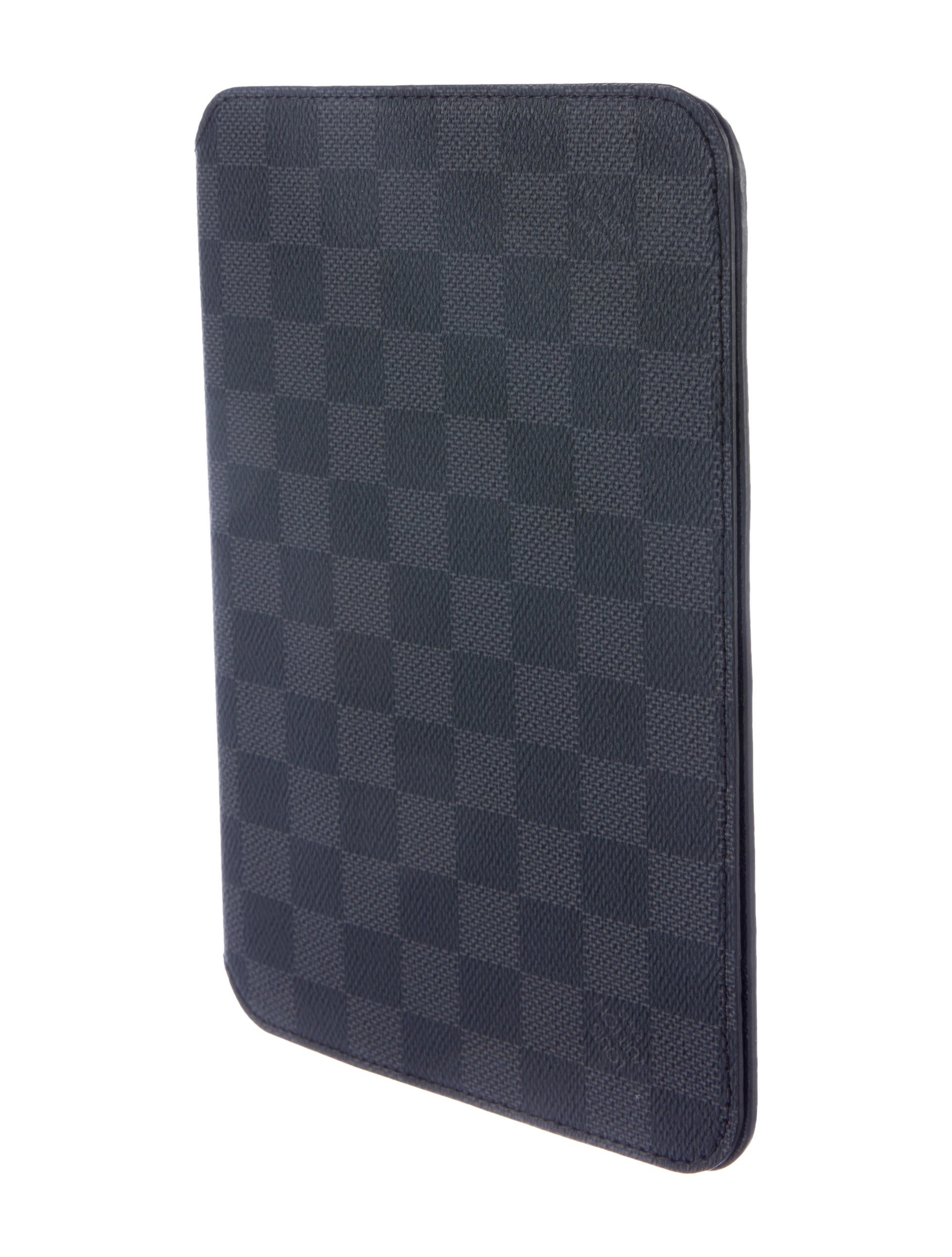 Louis Vuitton Damier Graphite Ipad Mini Folio Technology