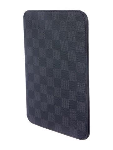 Louis Vuitton Damier Graphite Ipad Mini Folio Technology