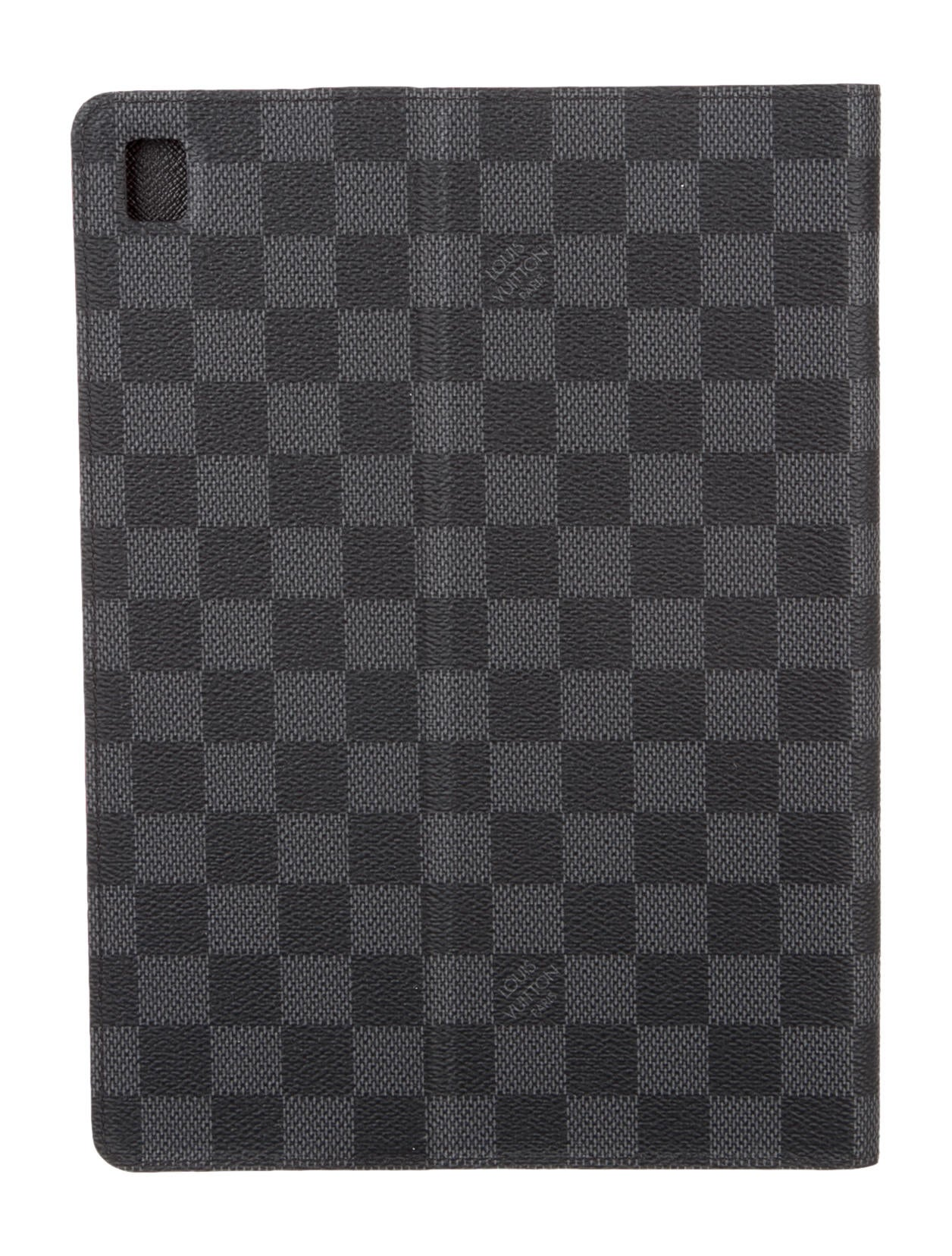 Louis Vuitton Damier Graphite Ipad Pro Folio Technology