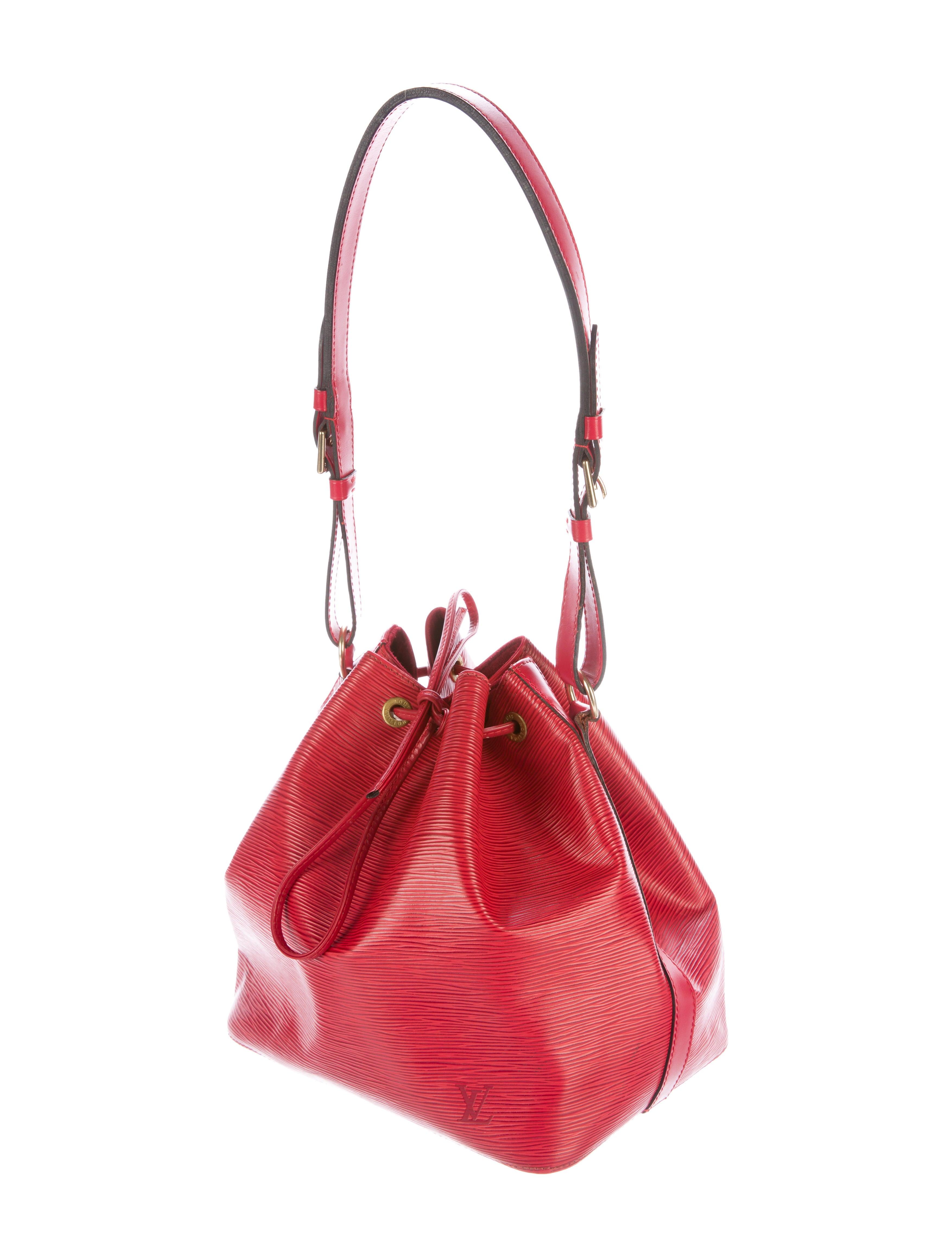 Louis Vuitton Epi Petit No 233 Handbags Lou113143 The
