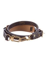 3f021ed3 Louis Vuitton Monogram Adjustable Shoulder Strap 16MM - Accessories ...