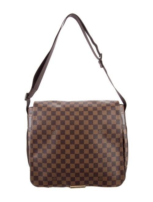 4b5591376dd0 Louis Vuitton Damier Ebene Abbesses Messenger Bag - Handbags ...