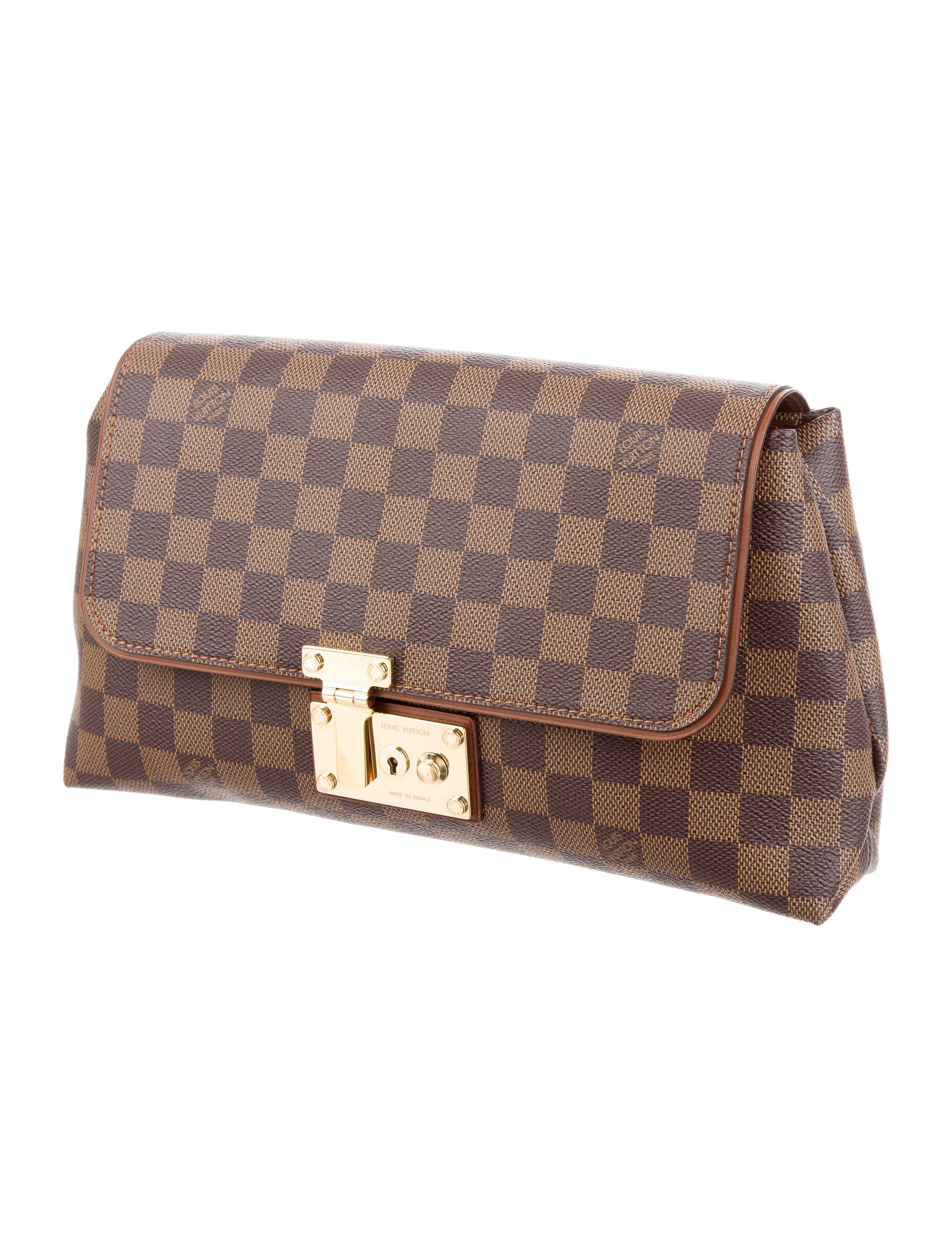 louis vuitton pochette ascot handbags lou114634 the. Black Bedroom Furniture Sets. Home Design Ideas