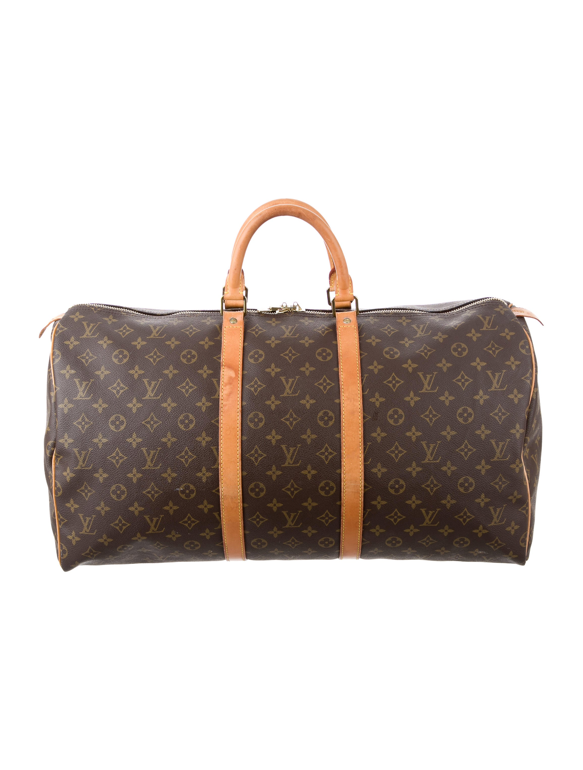 louis vuitton monogram keepall 55 handbags lou114769. Black Bedroom Furniture Sets. Home Design Ideas