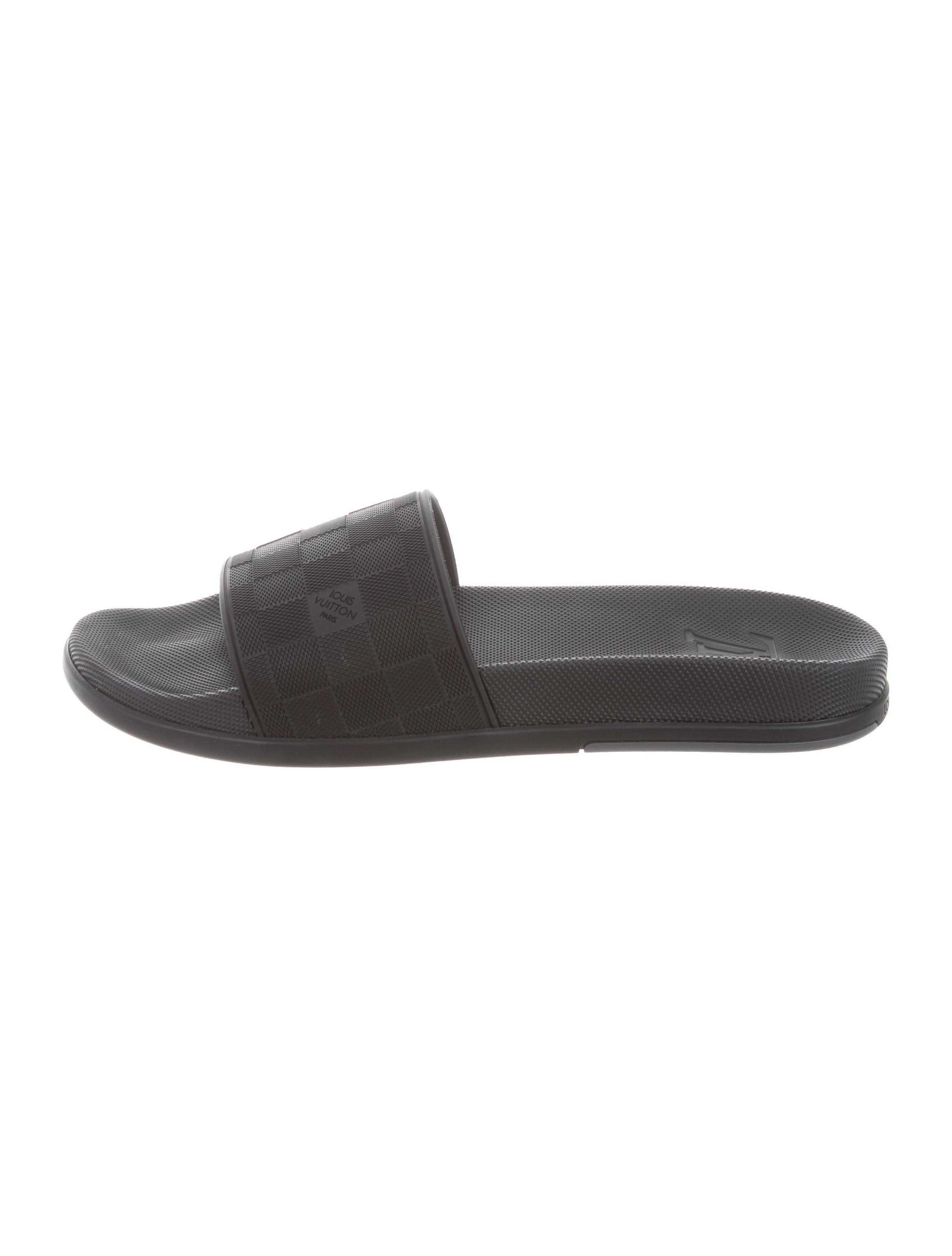 Louis Vuitton Waterfront Mule Sandals