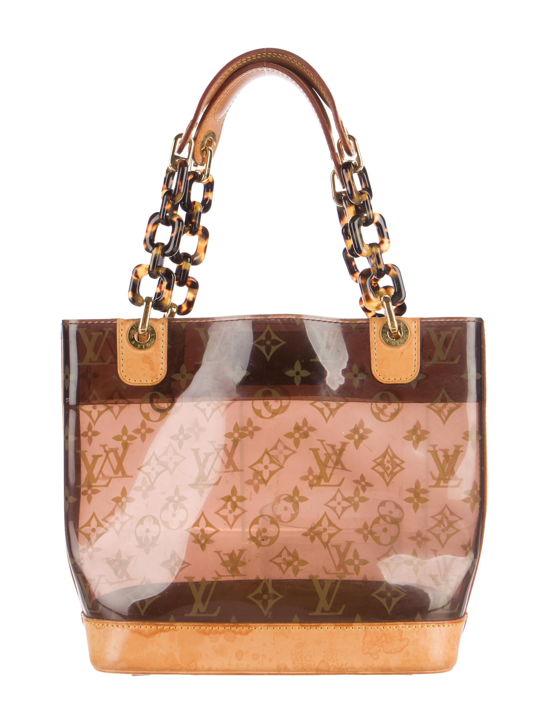 Sac Louis Vuitton Cabas Occasion : Louis vuitton cabas sac ambre pm handbags lou