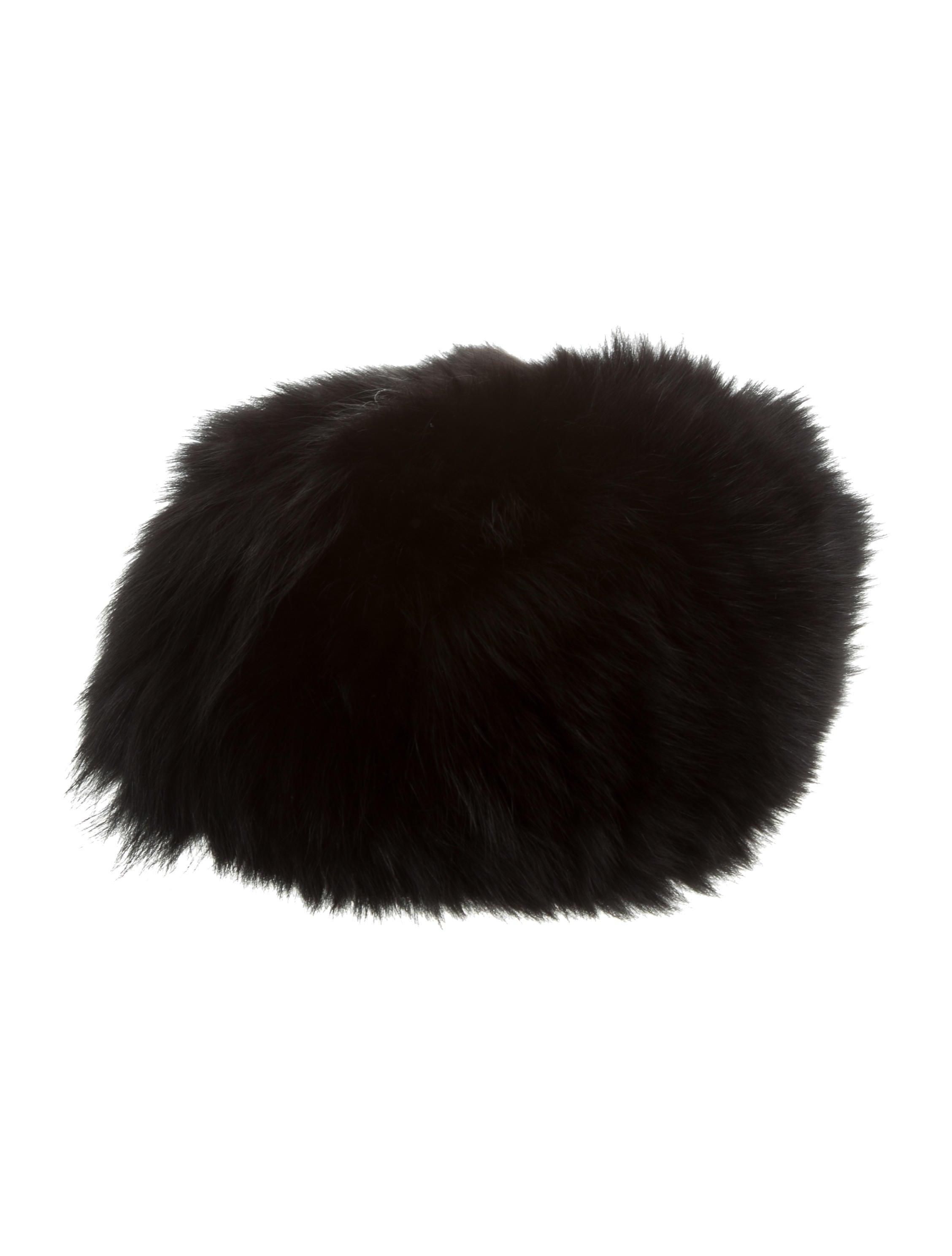 Louis Vuitton Fox Fur Hat - Accessories - LOU114966  99d627d6e47