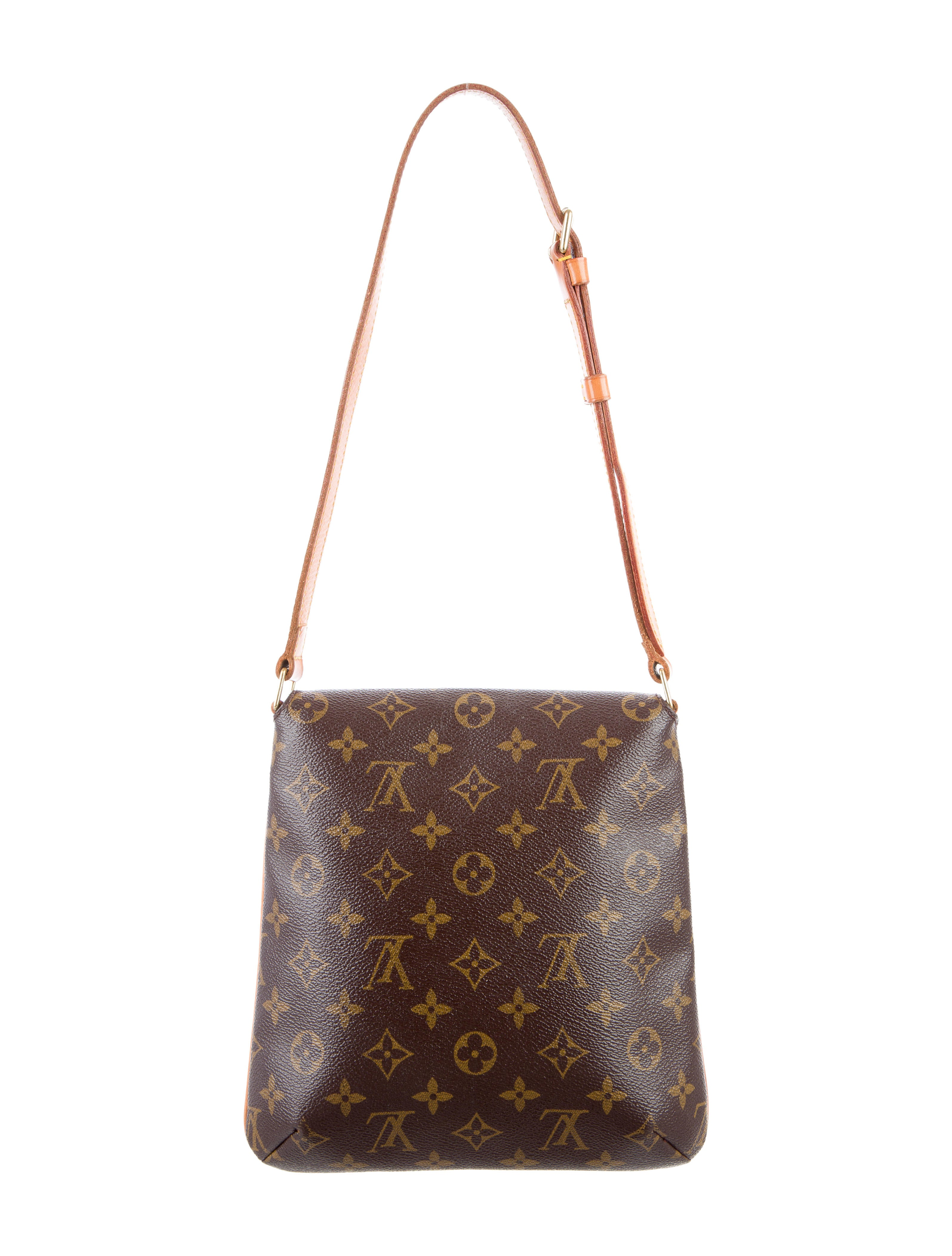 louis vuitton monogram musette salsa pm handbags lou115206 the realreal. Black Bedroom Furniture Sets. Home Design Ideas