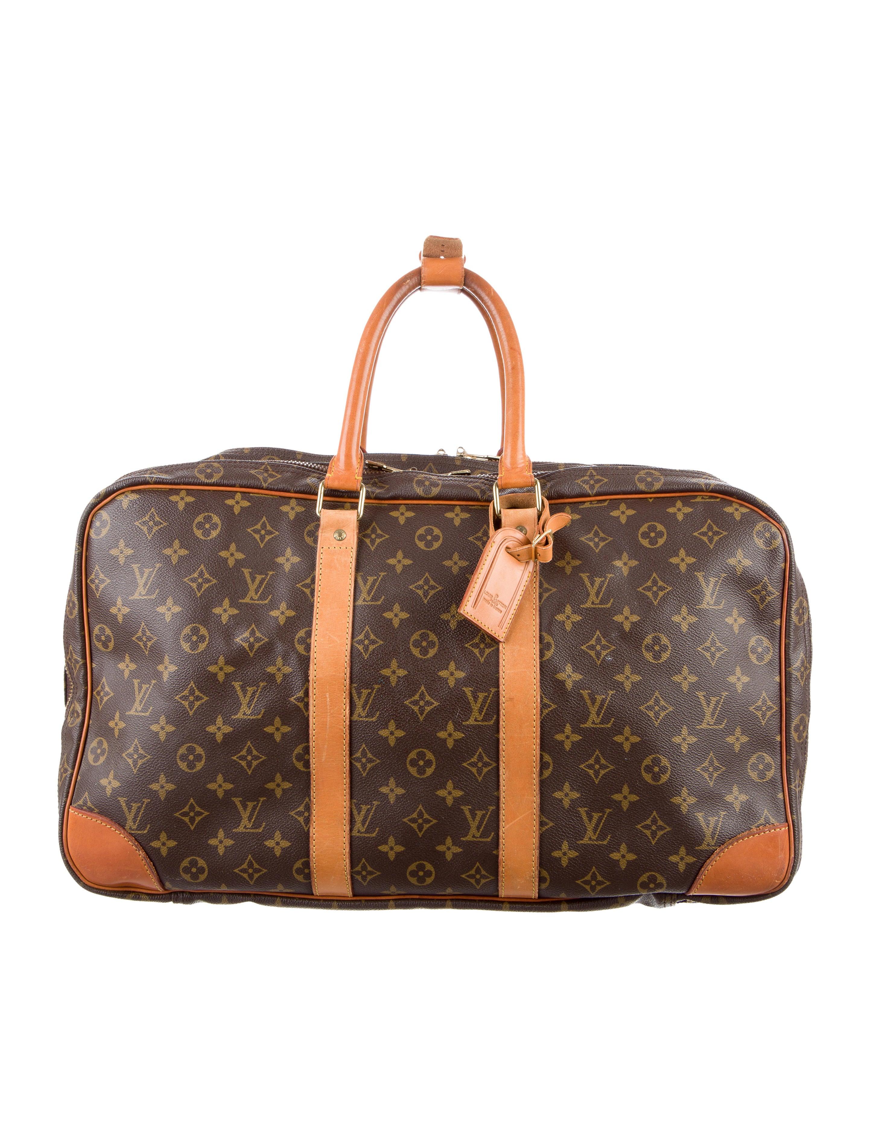 Contemporary Flatware Louis Vuitton Vintage Monogram Sac 3 Poches Handbags