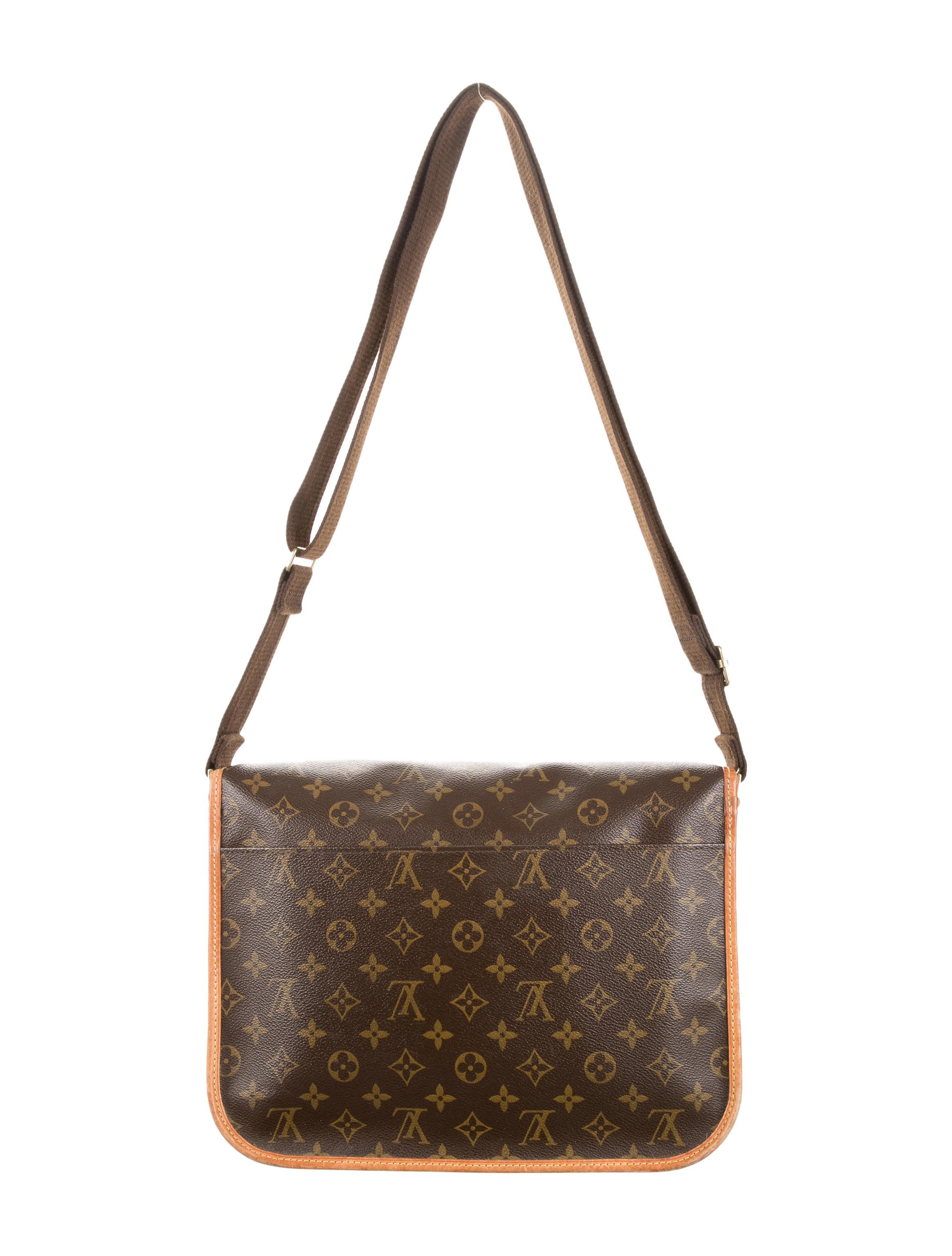 Unique Louis Vuitton Monogram Abbesses Messenger Bag - Handbags - LOU75275 | The RealReal